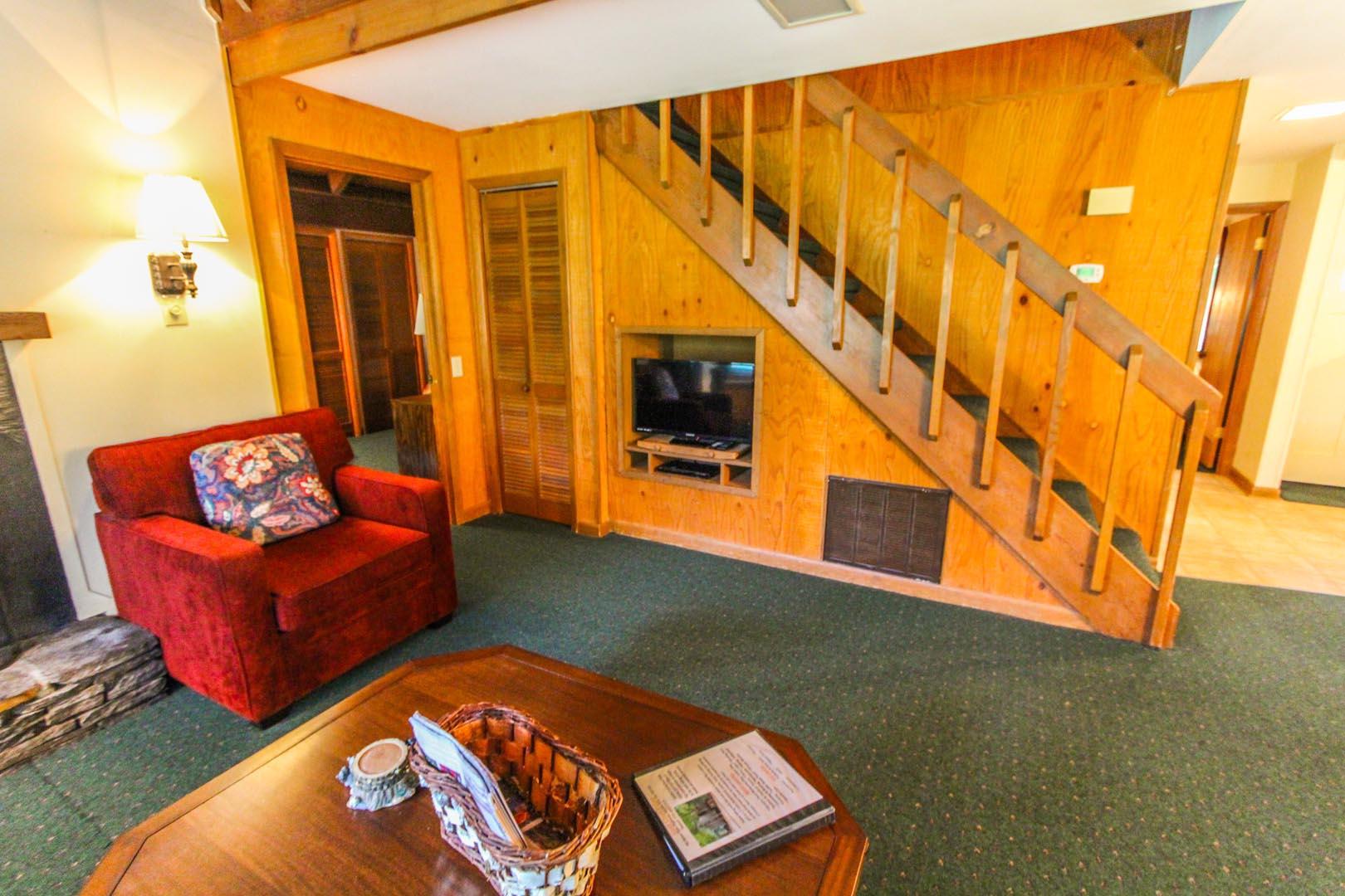 Golf Club Villas Living Room