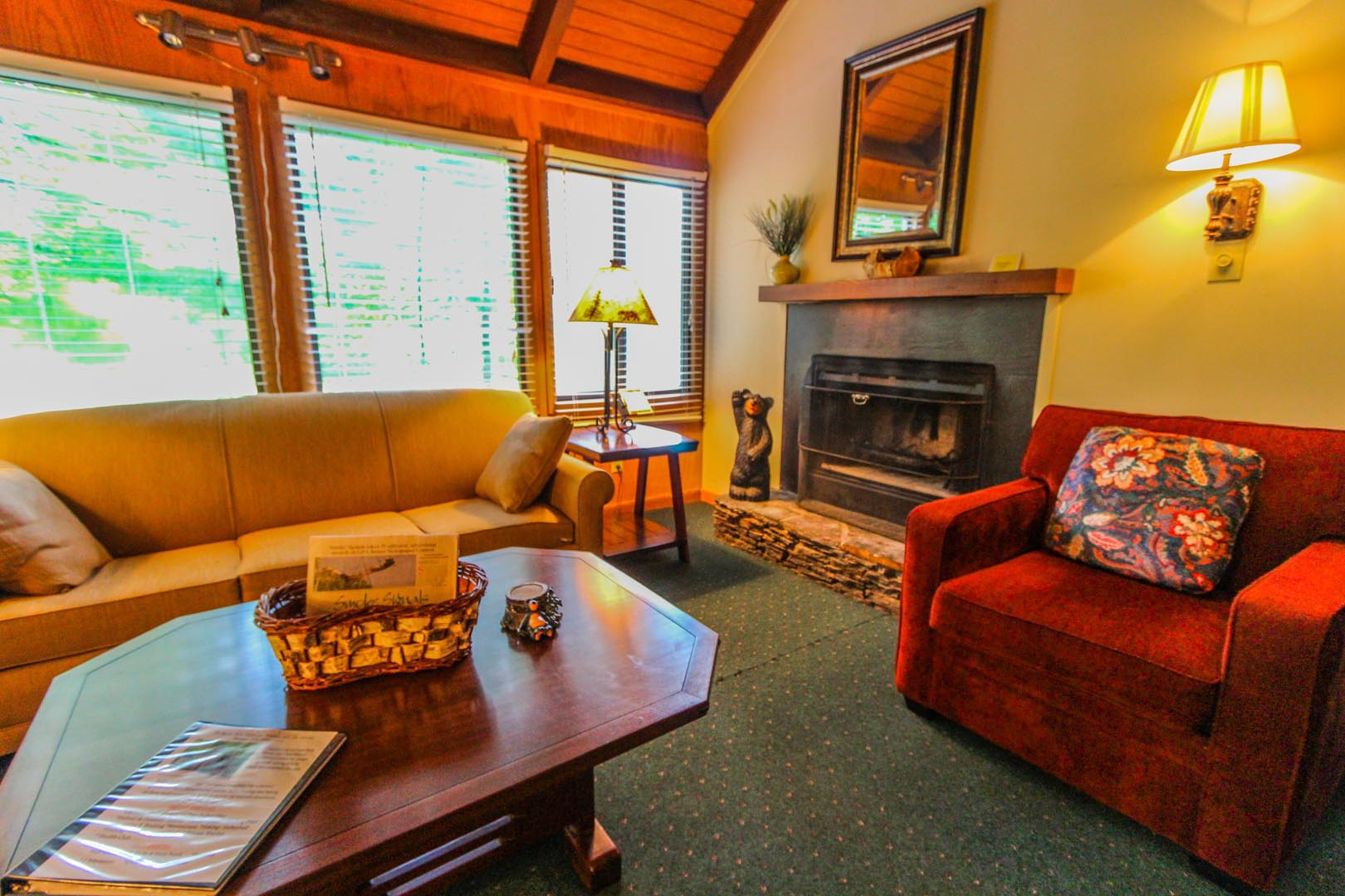 Golf Club Villas Living Room