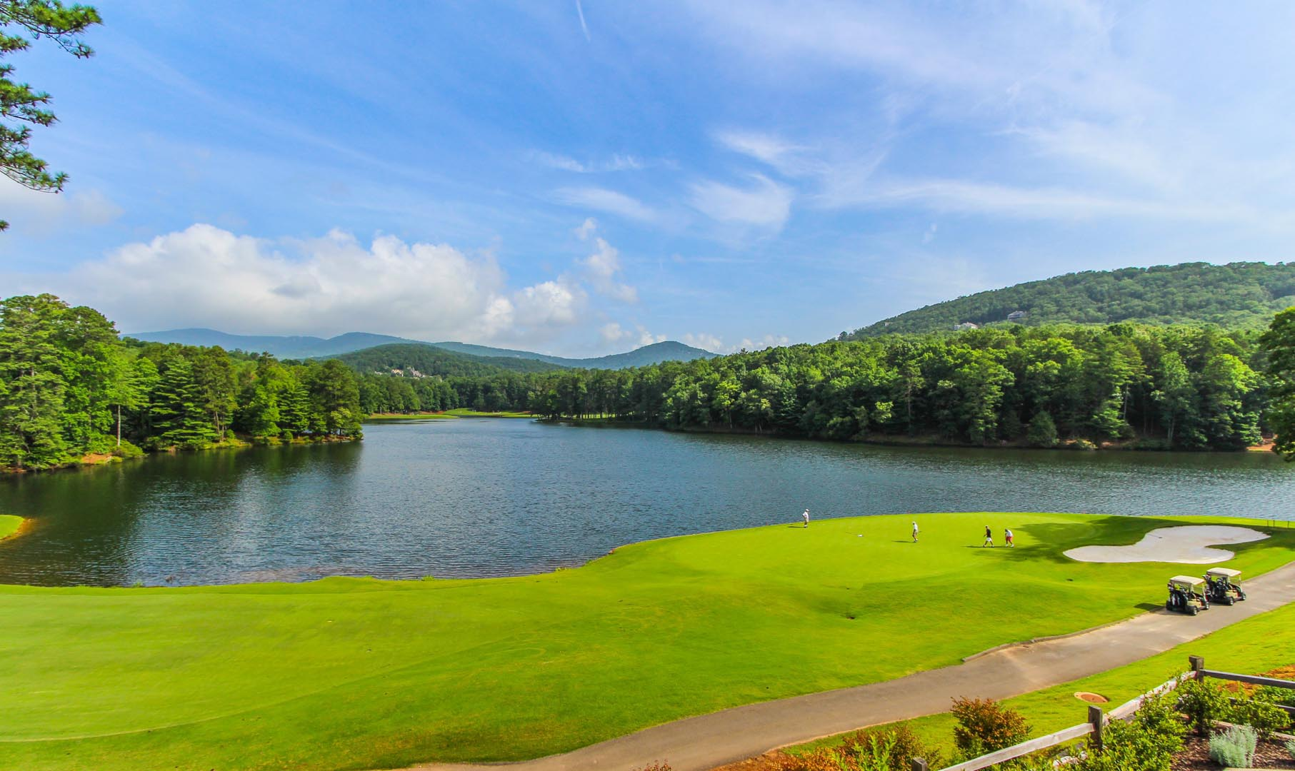 Golf Club Villas Common Area
