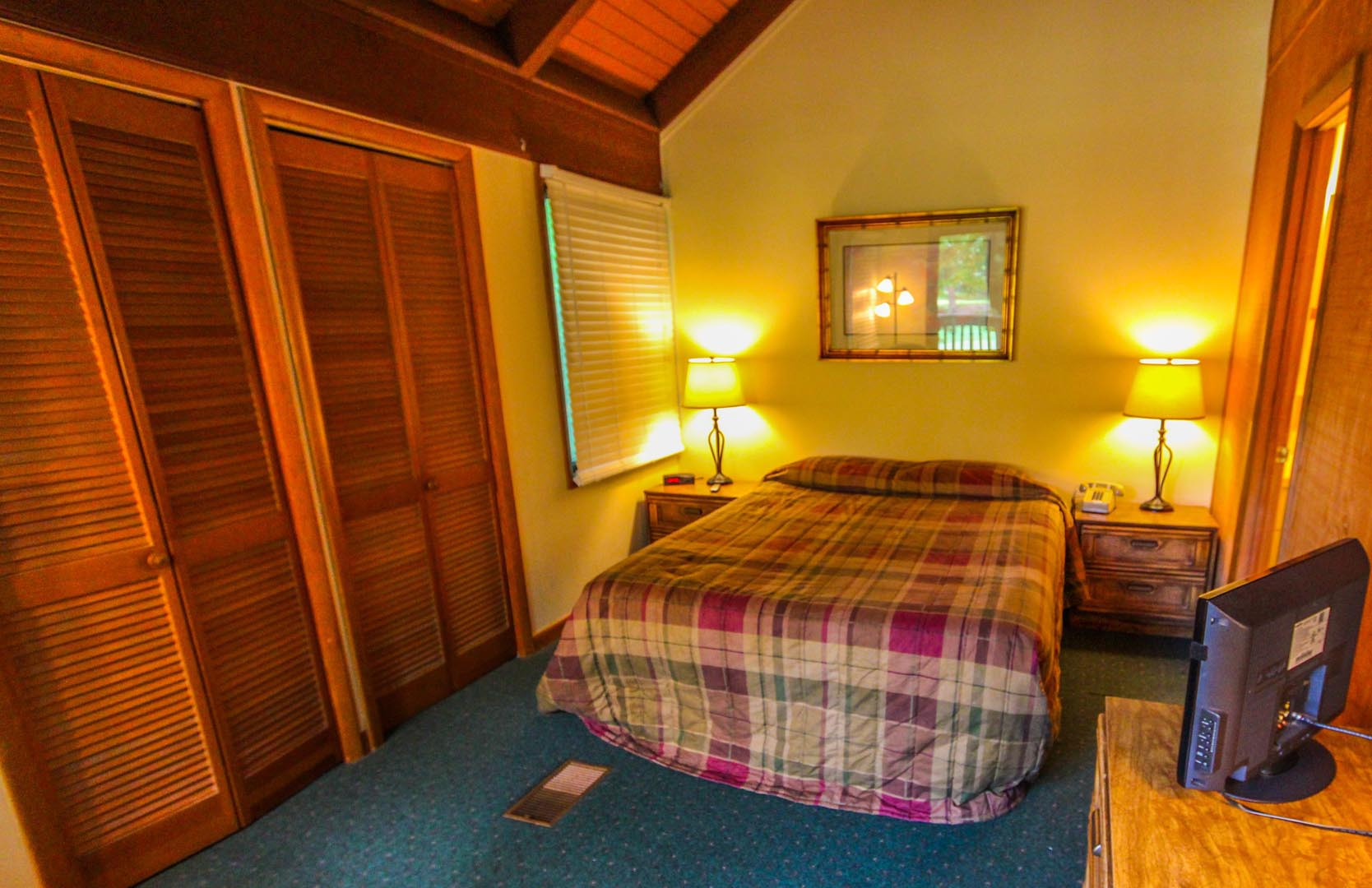 Golf Club Villas Bedroom