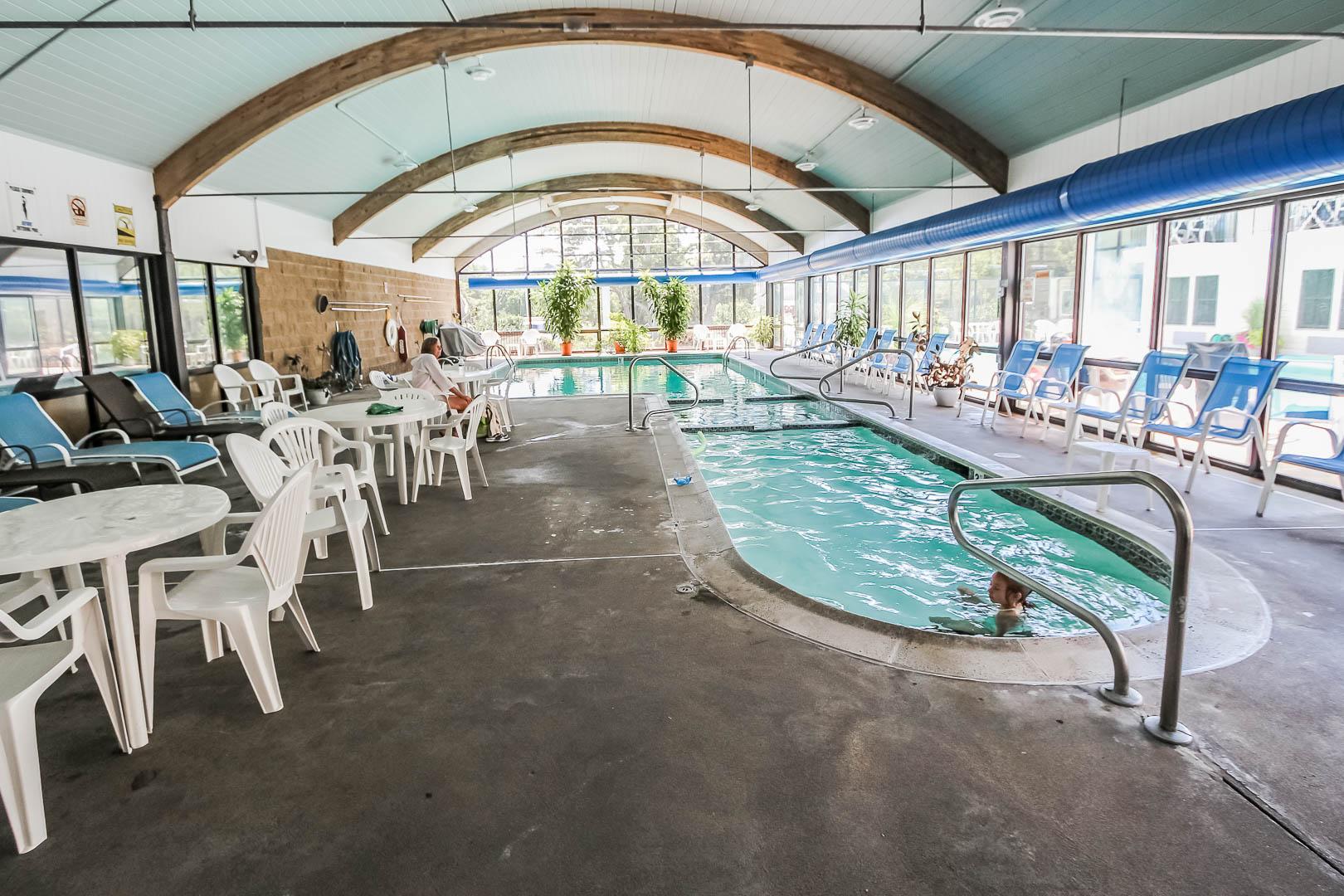Holly Tree Resort Game Room