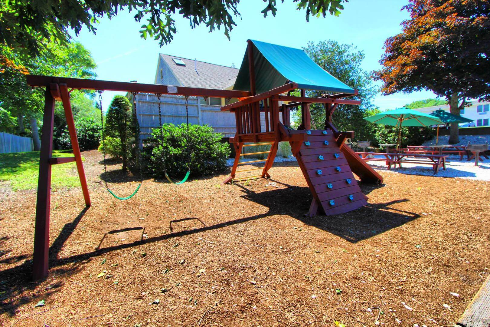 Holly Tree Resort Playground