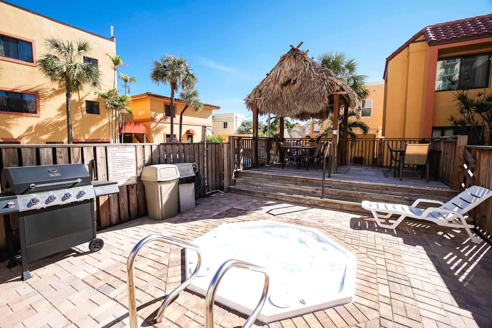 Hollywood Sands Resort Pool