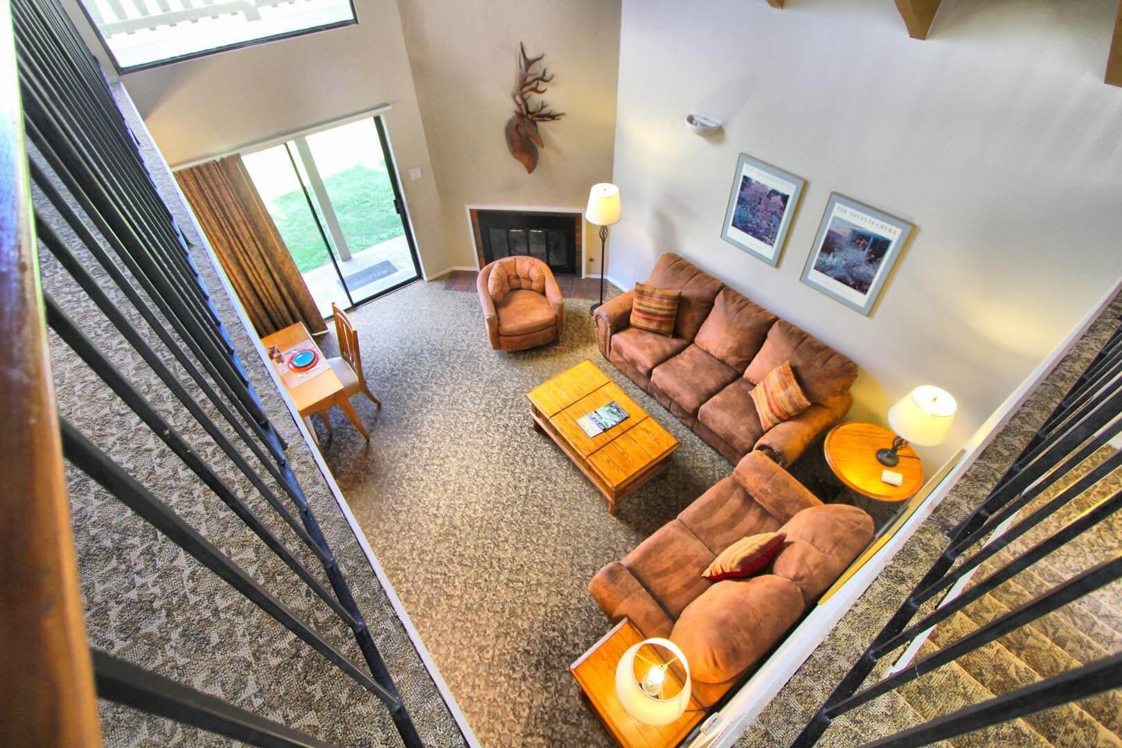 Innsbrooke Village Living Room