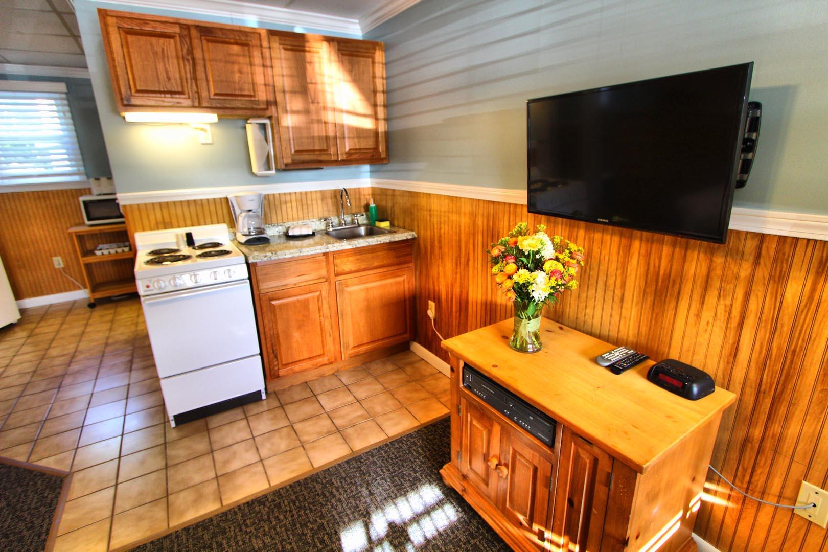 Island Manor Kitchen