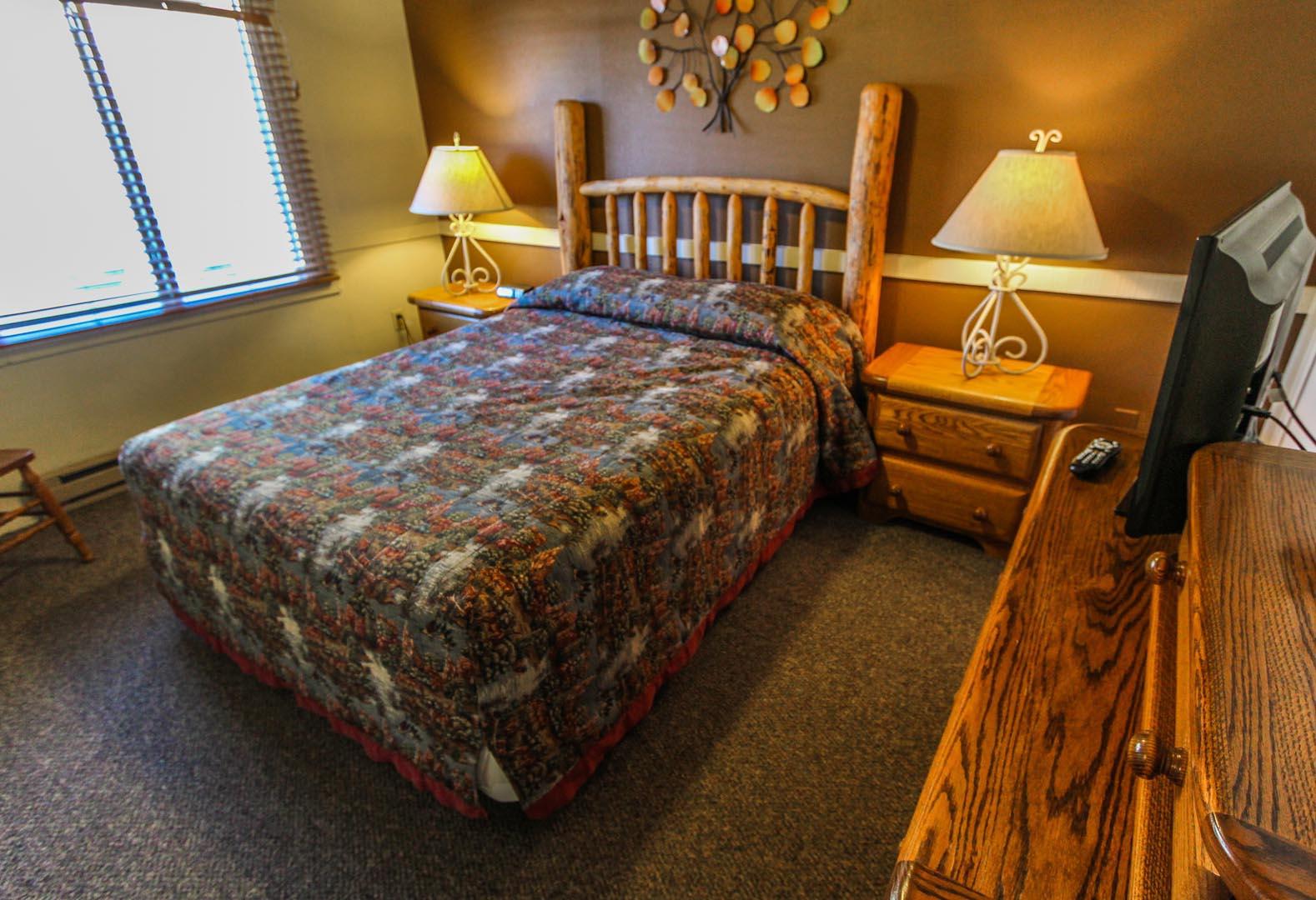 Jackson Hole Towncenter Bedroom