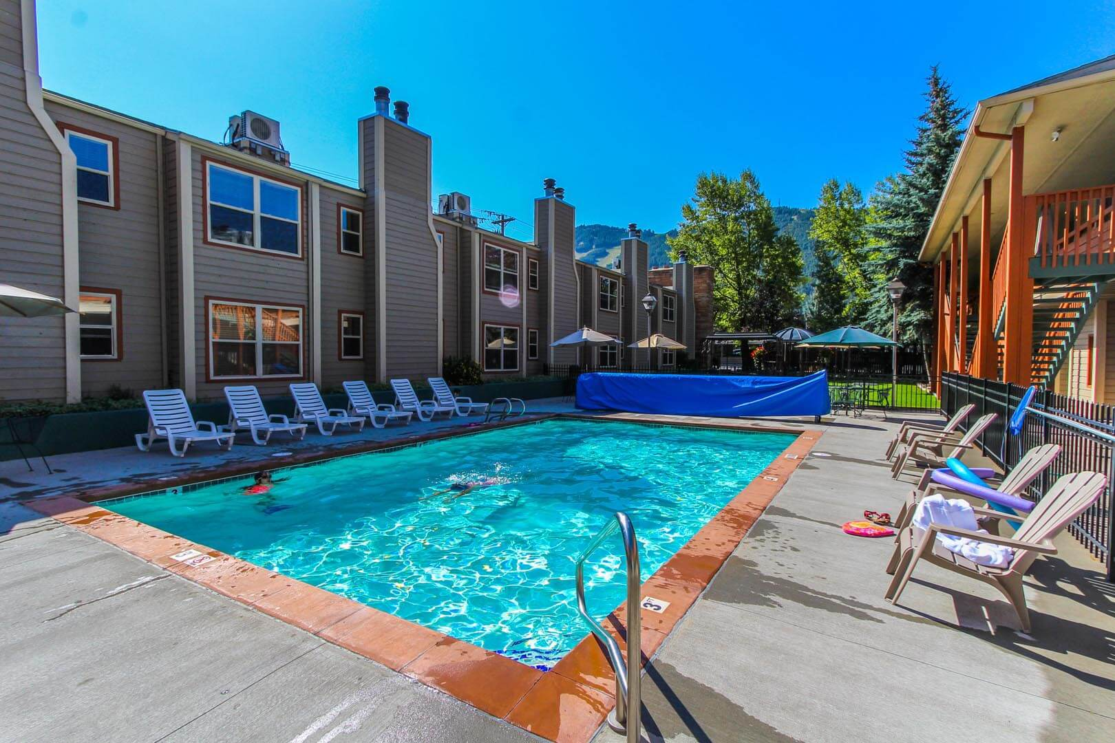 Jackson Hole Towncenter Pool