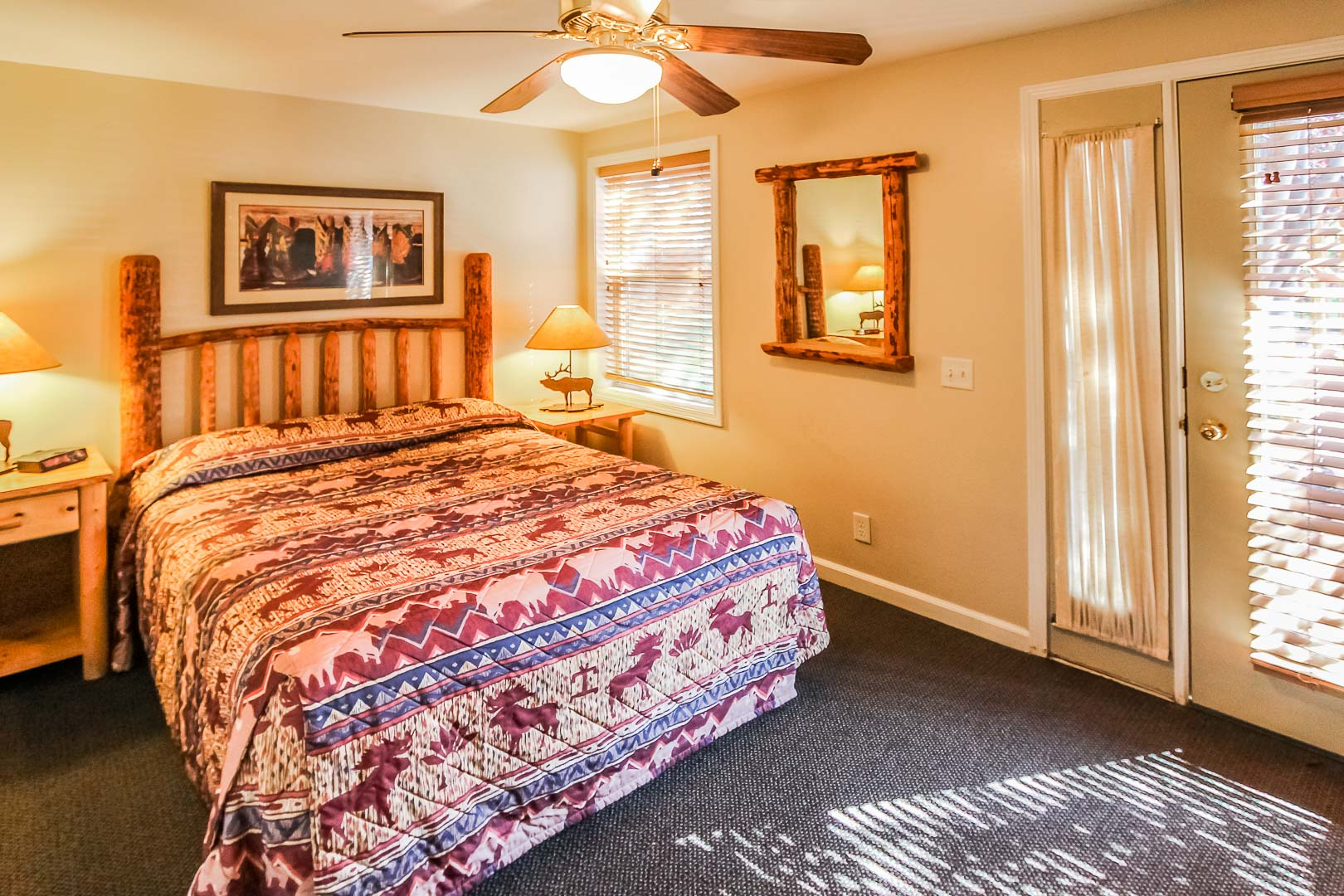 Jackson Pines - Unit Amenities - Bedroom