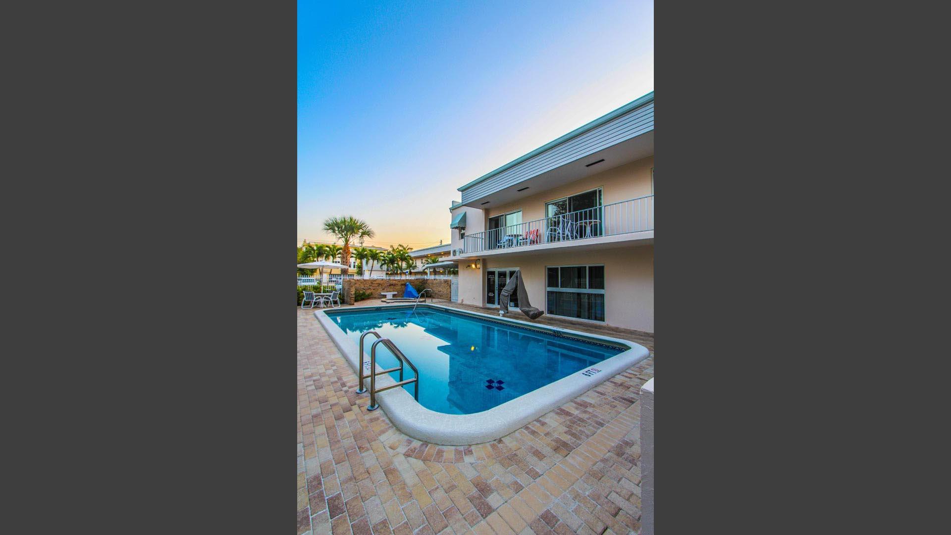 La Boca Casa Pool