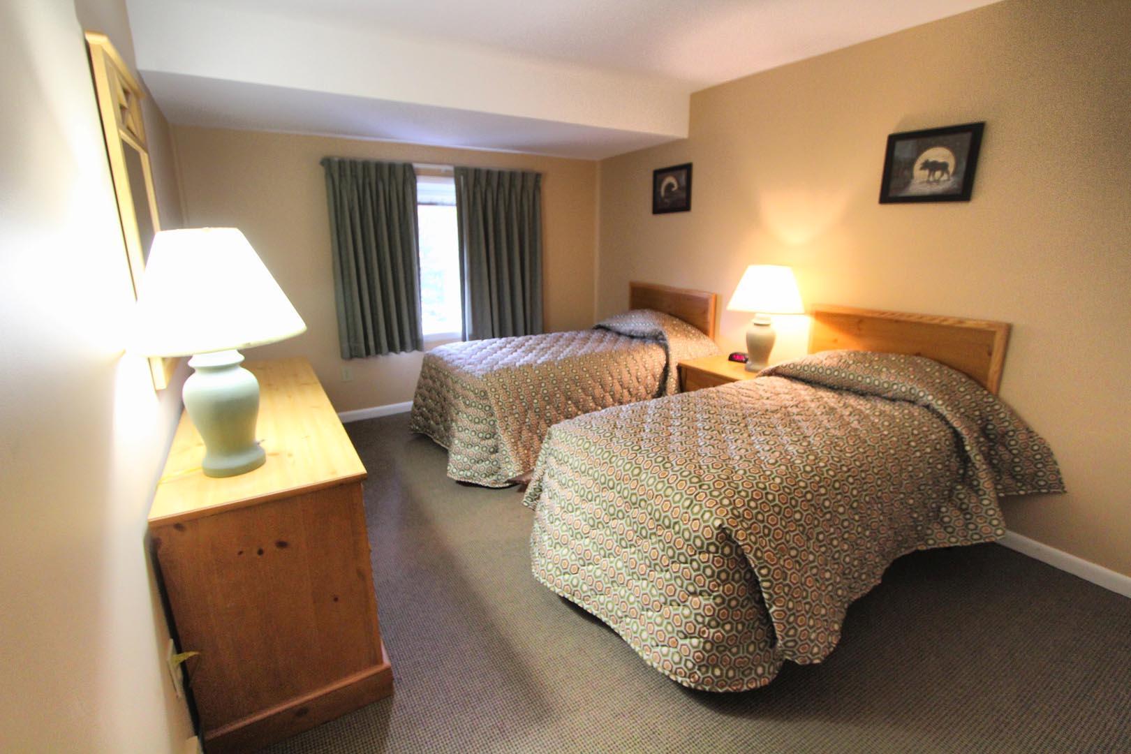 Lake Placid Club Lodges Bedroom