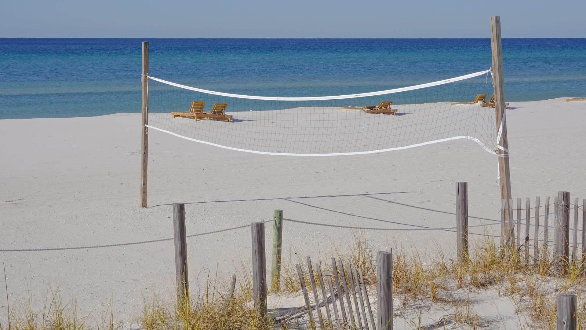 Landmark Holiday Beach Resort Volleyball
