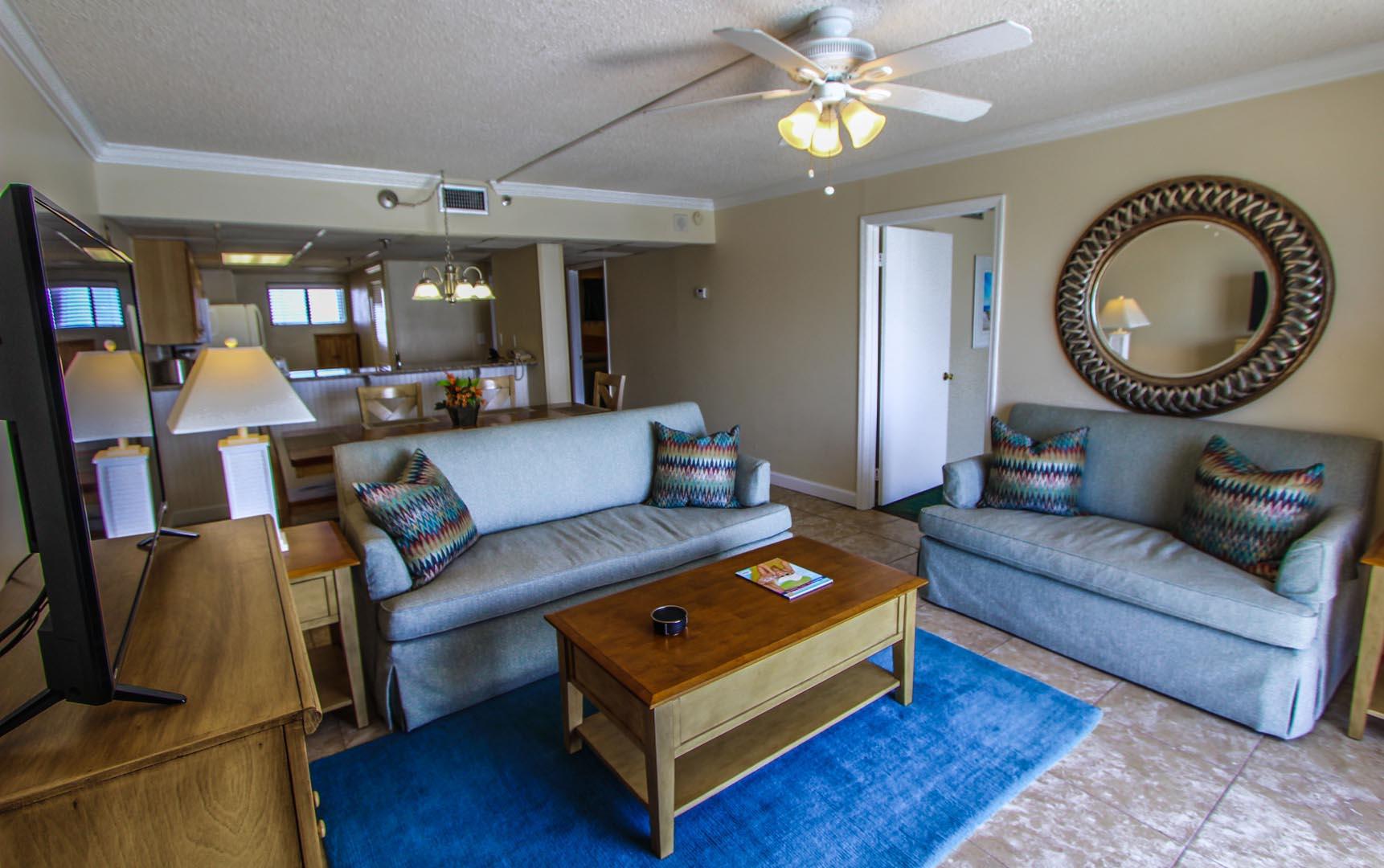 Landmark Holiday Beach Resort Living Room