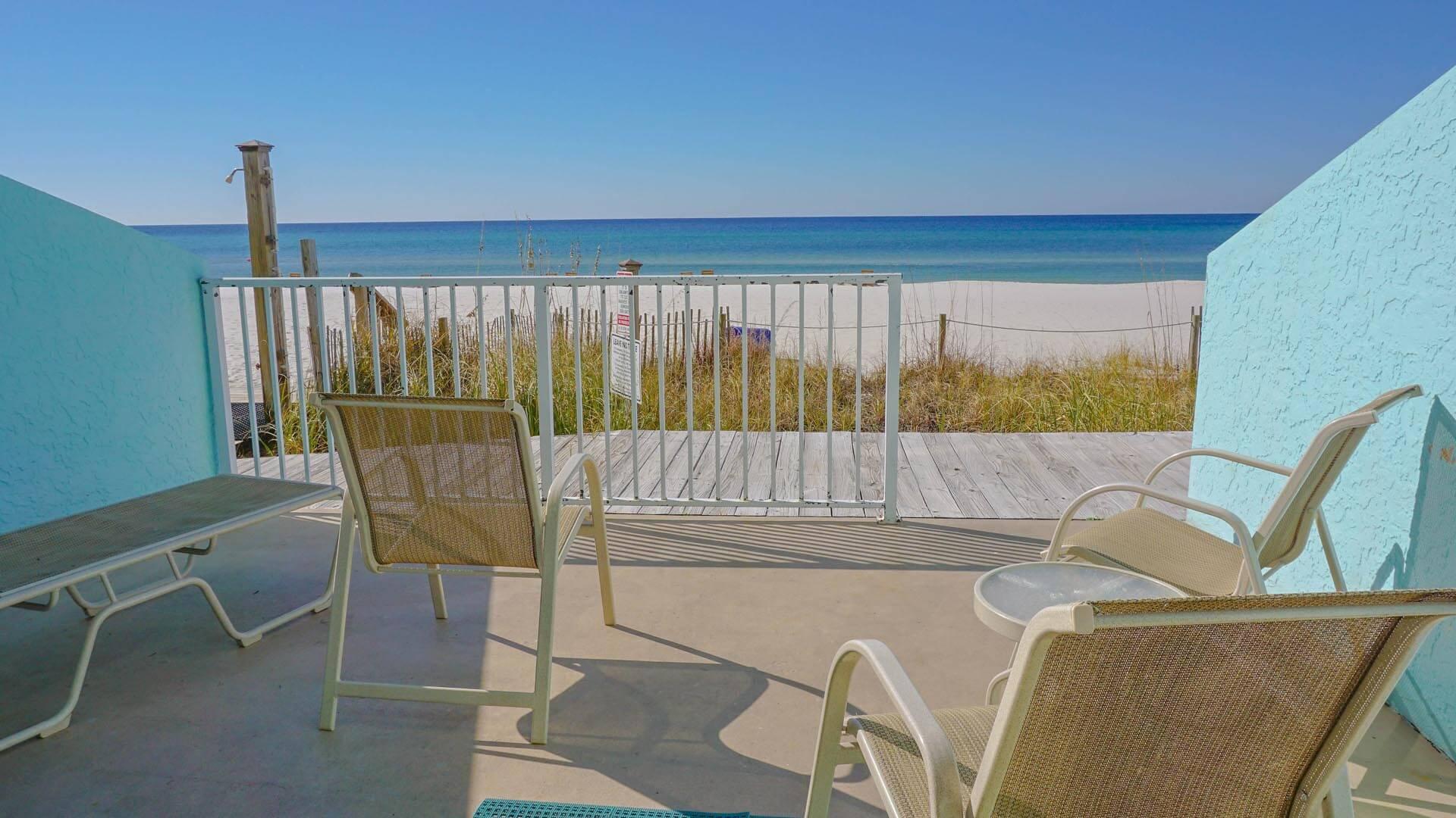Landmark Holiday Beach Resort Balcony