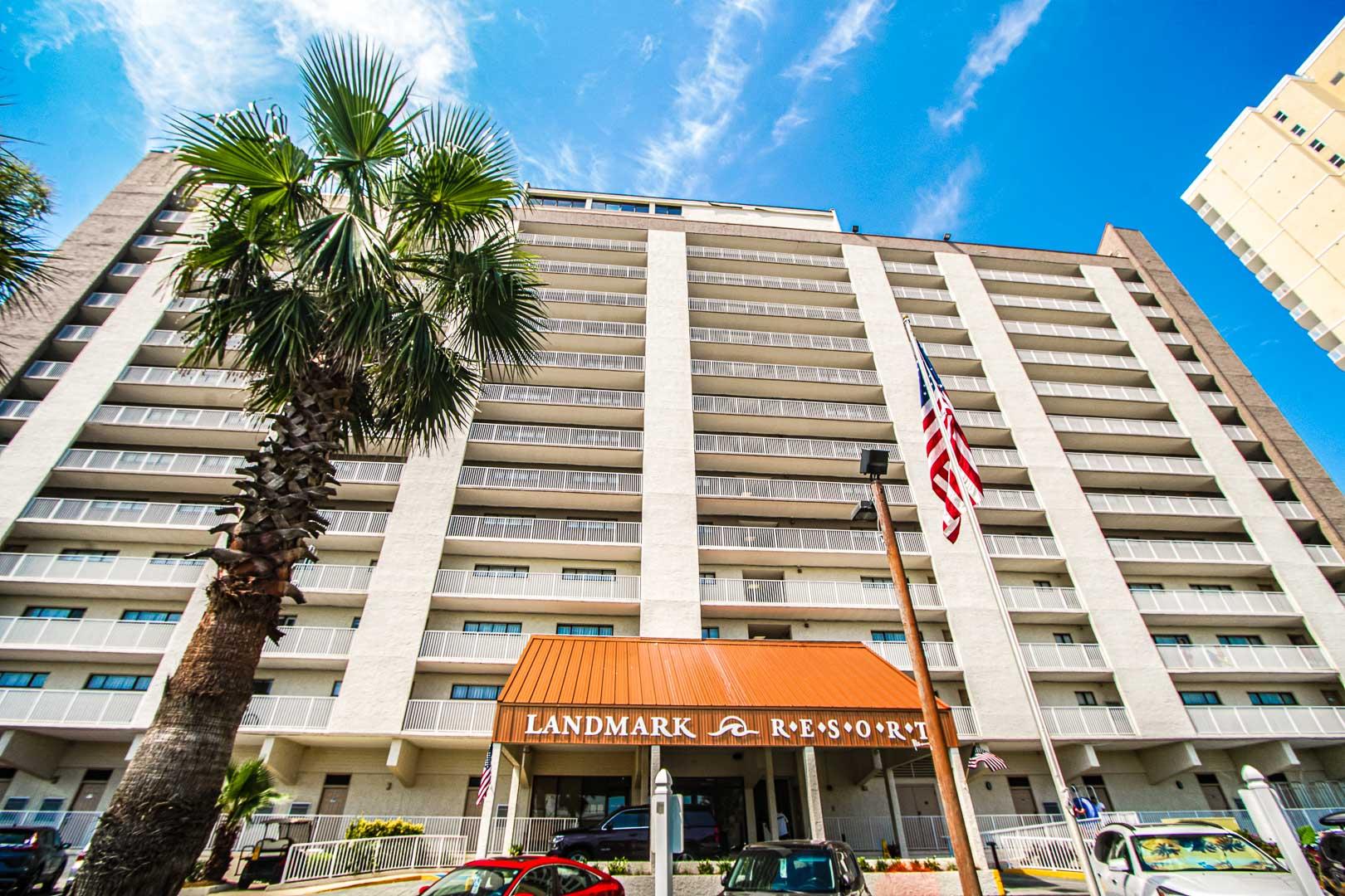 Landmark Holiday Beach Resort - Resort Exterior