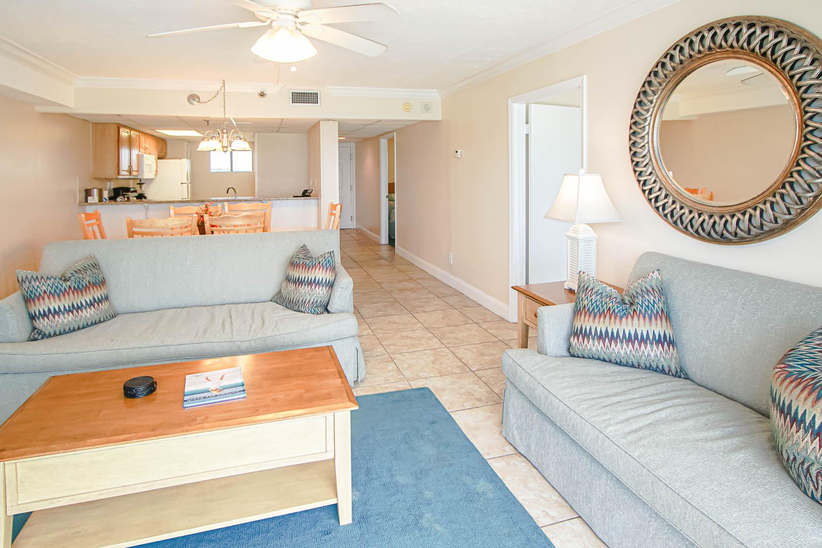 Landmark Holiday Beach Resort - Unit Interior - Bedroom