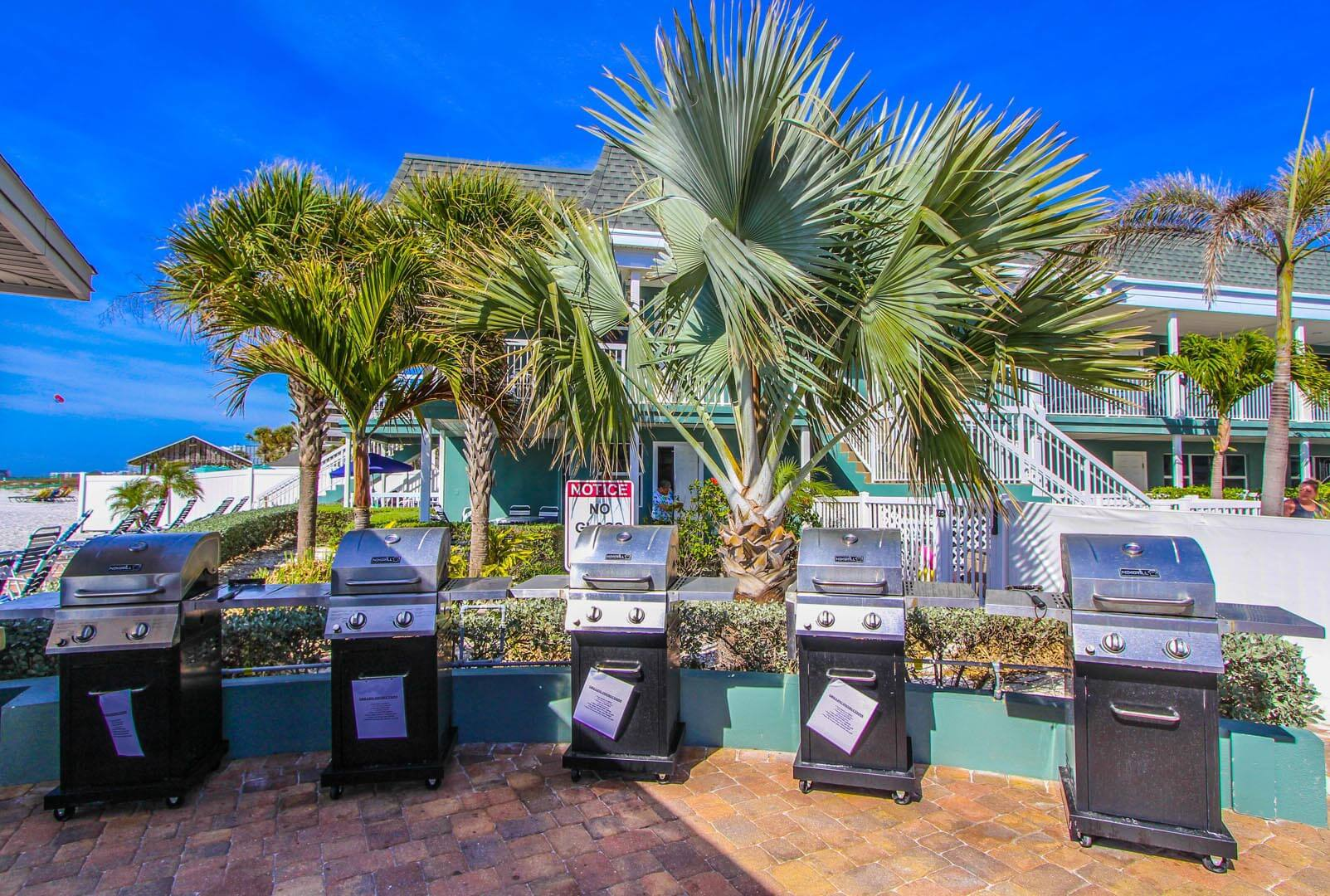 Mariner Beach Club Resort Amenities