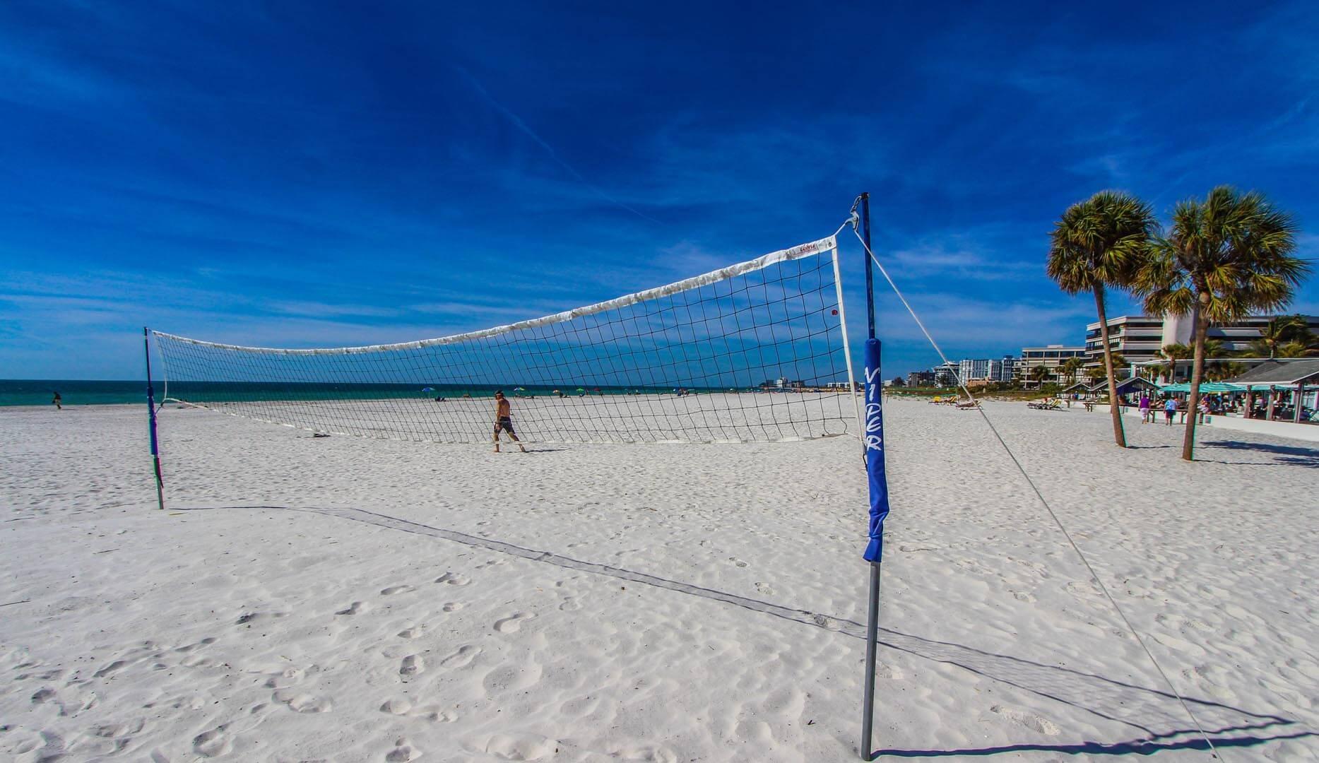 Mariner Beach Club Volleyball
