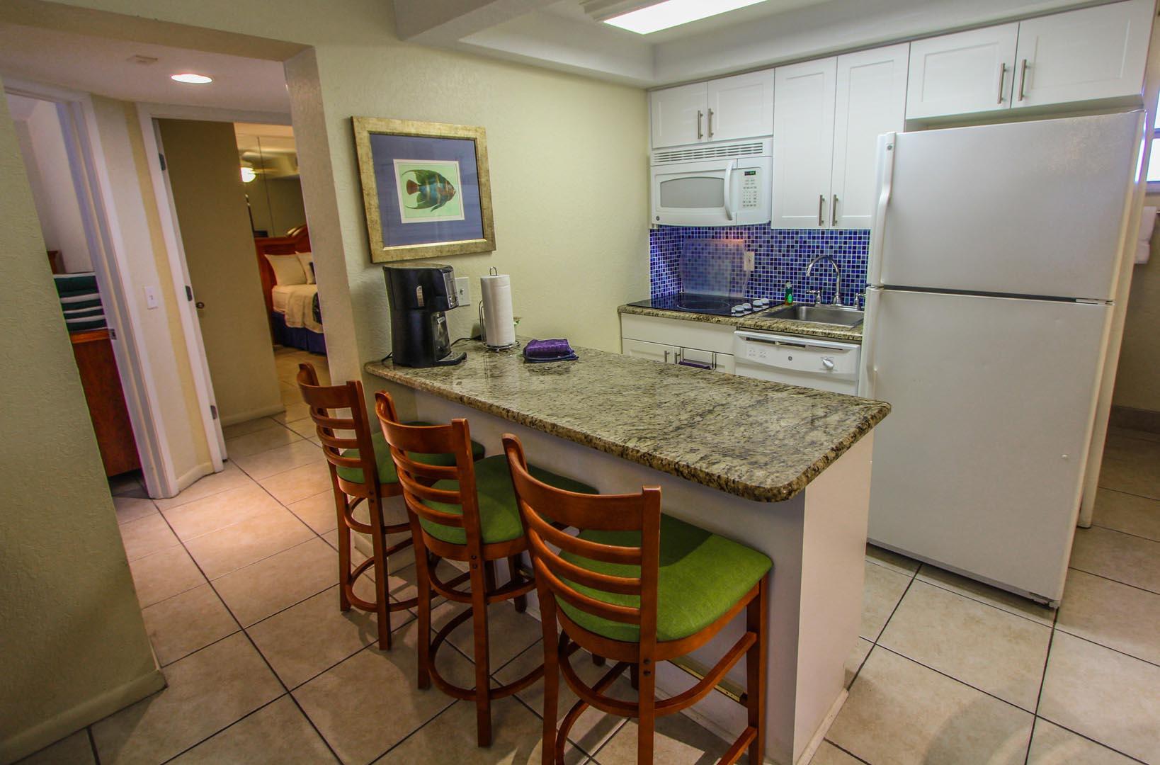 Mariner Beach Club Kitchen