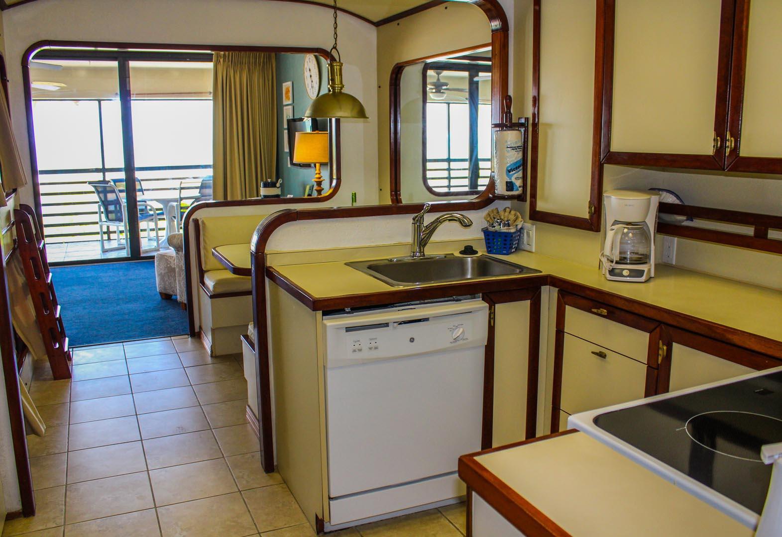 Mariner Boat House Kitchen