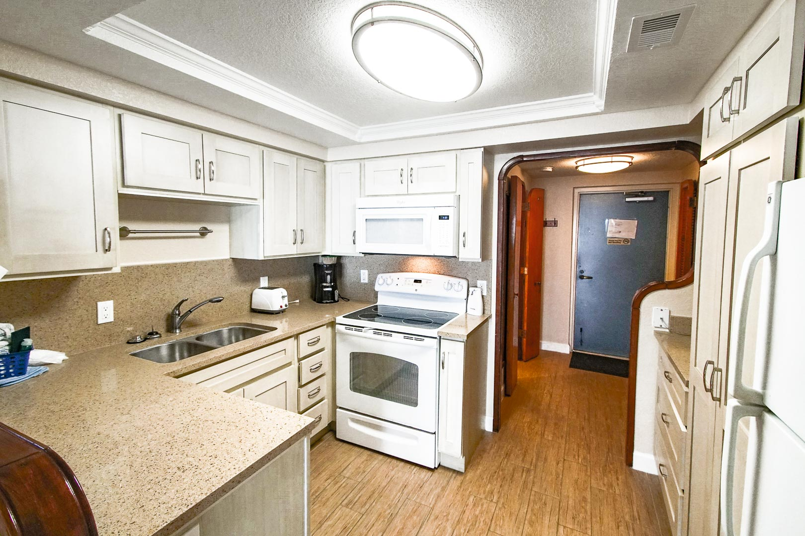 Mariner's Boathouse - Unit Interior - Kitchen