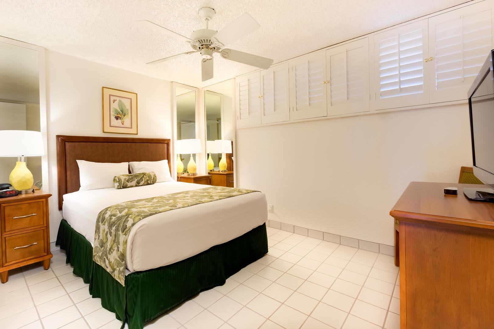 Maui Schooner Bedroom