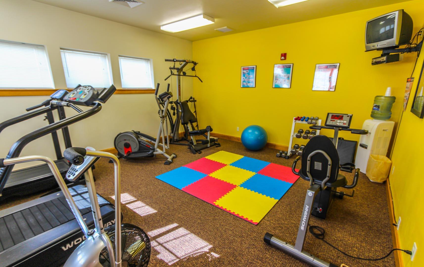 Meadow Ridge Resort Gym