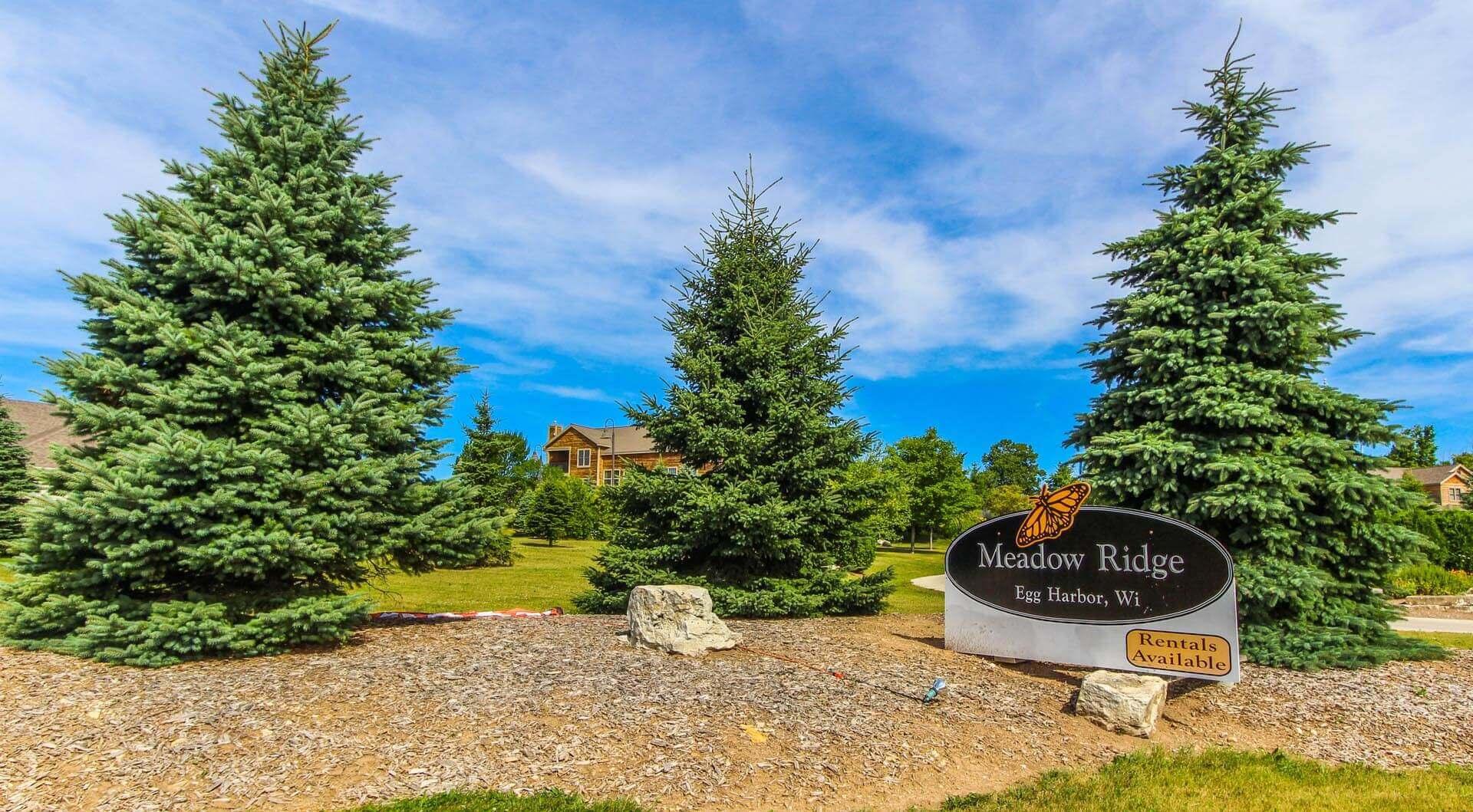 Meadow Ridge Resort Common Area