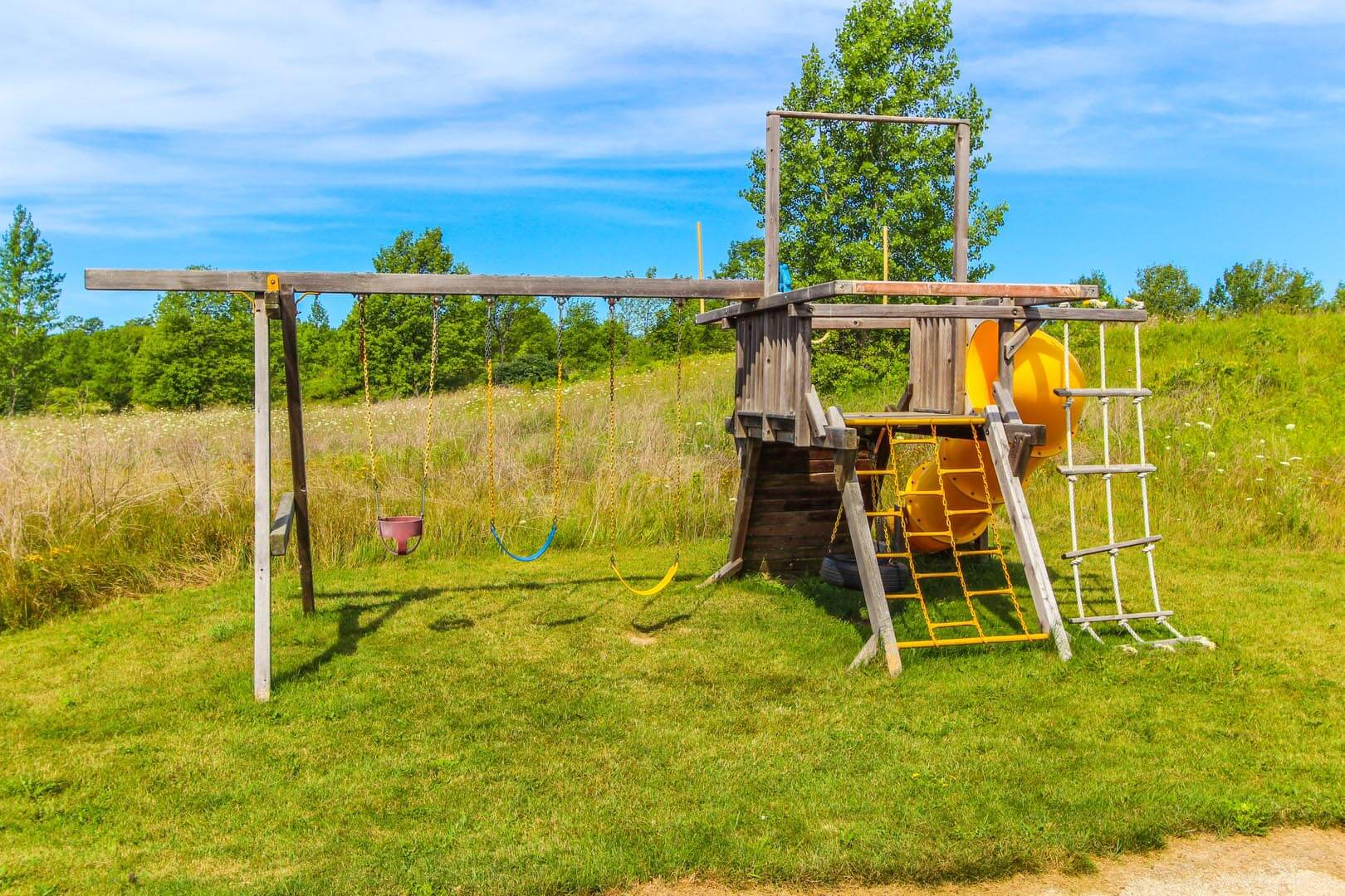 Meadow Ridge Resort Playground