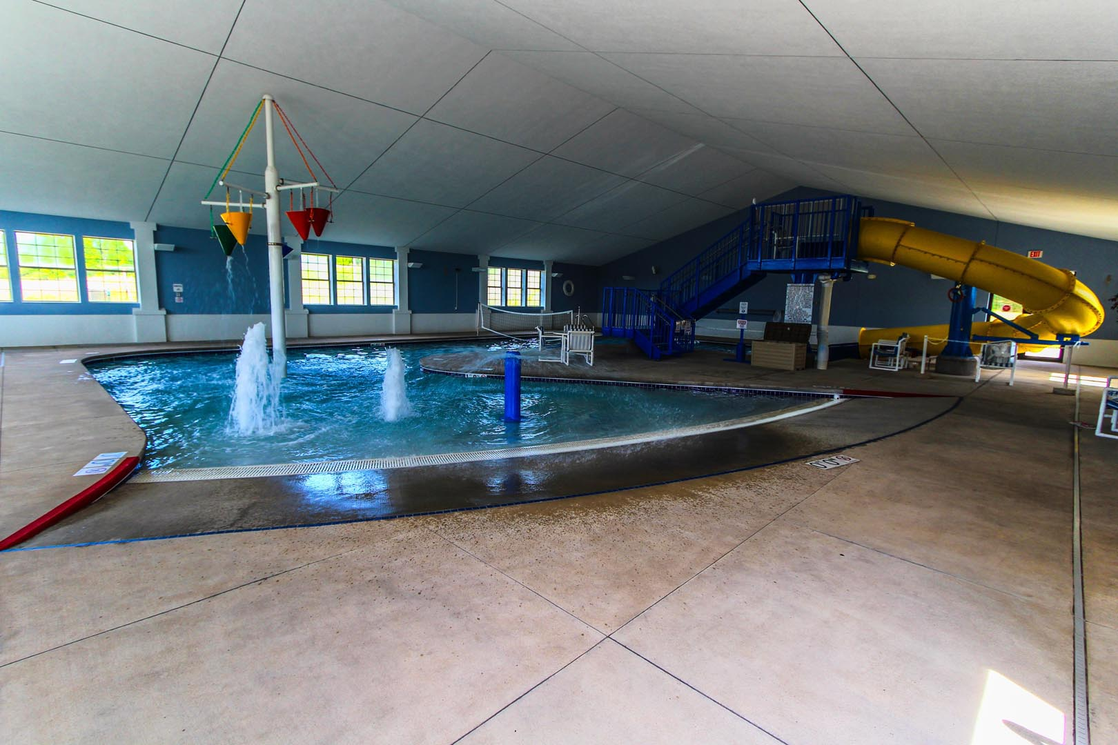 Meadow Ridge Resort Indoor Pool
