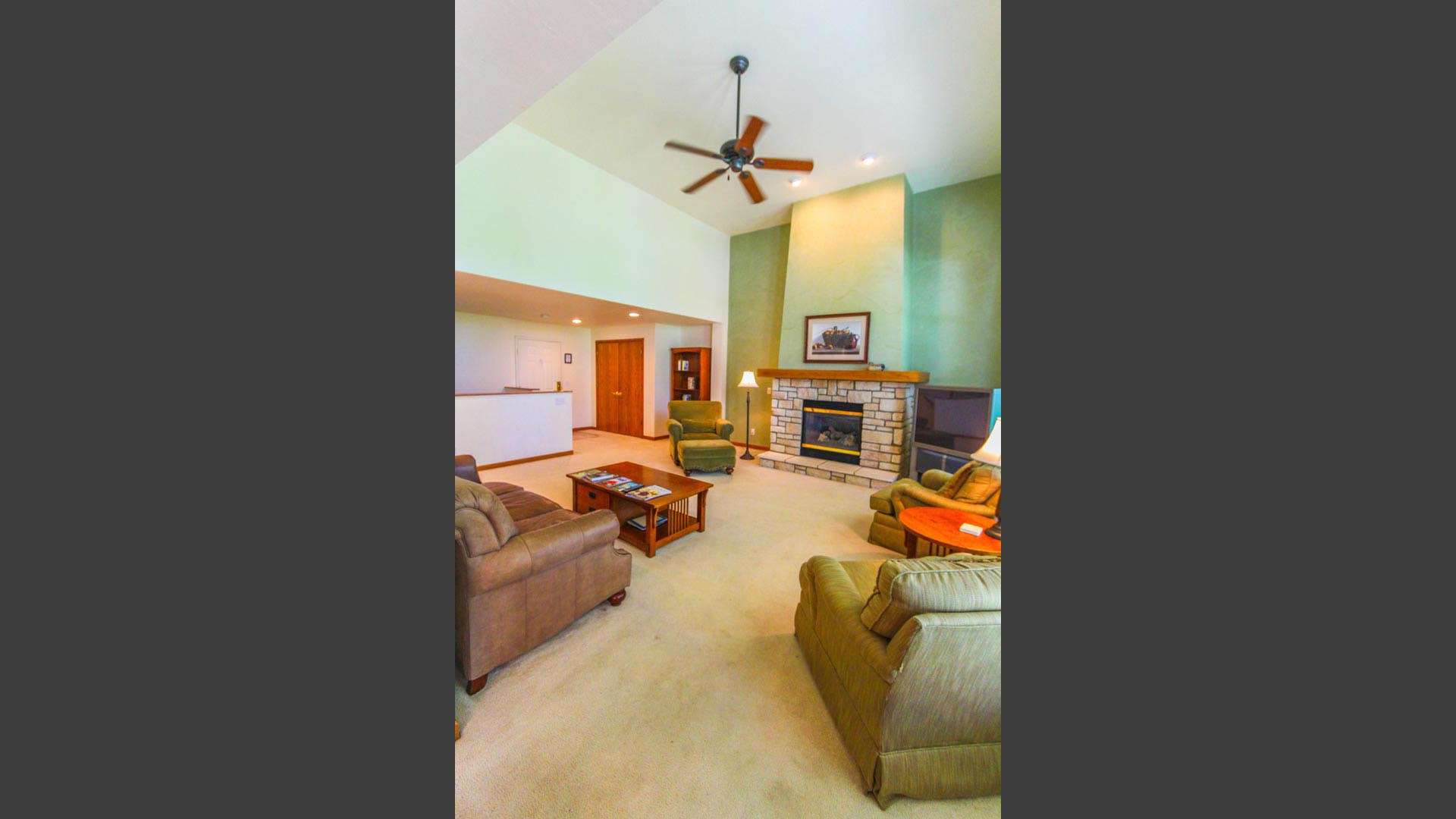 Meadow Ridge Resort Living Room