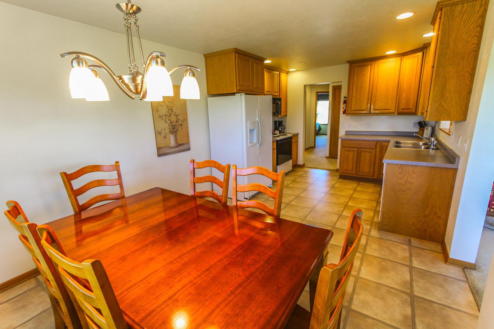 Meadow Ridge Resort Dining Room