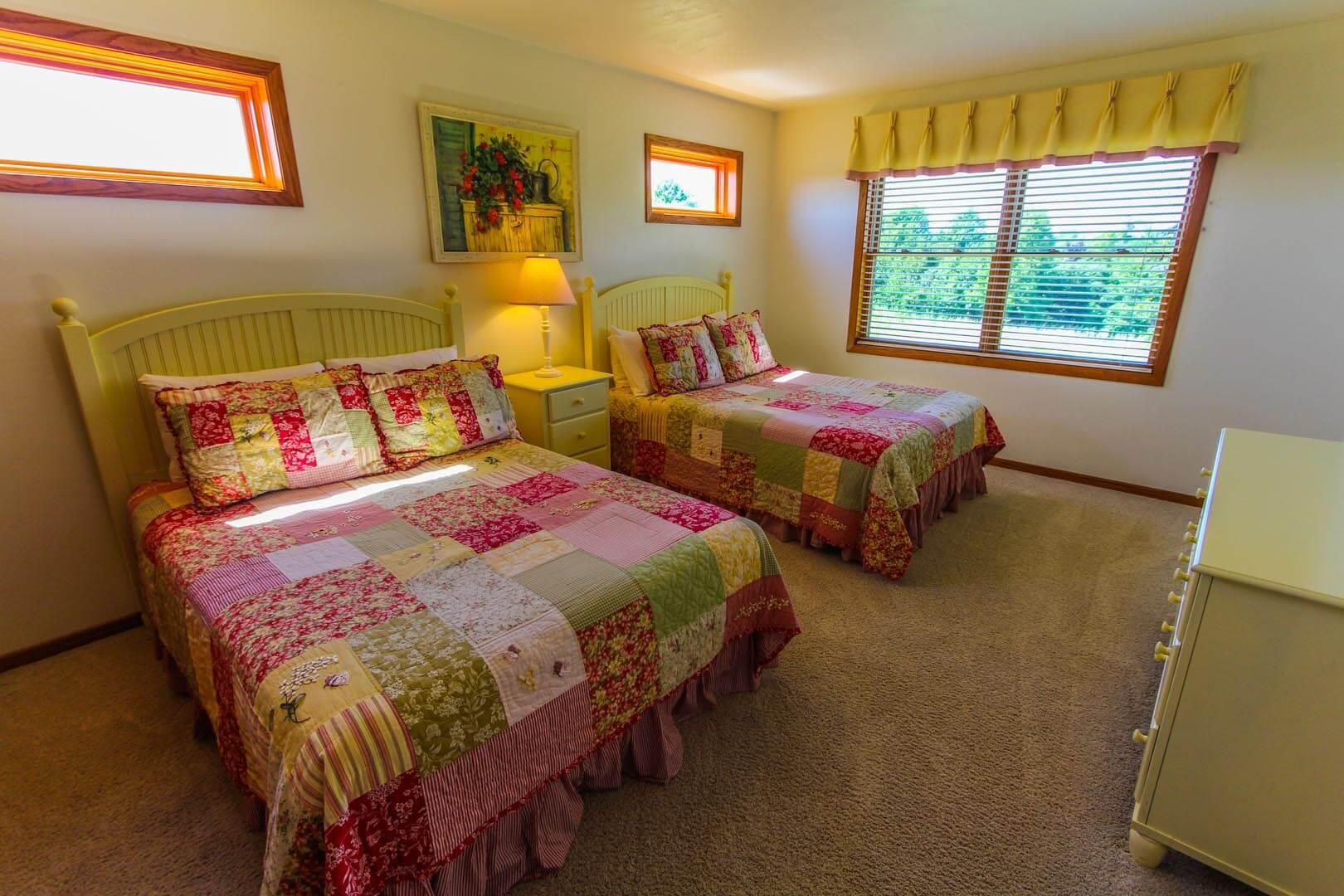 Meadow Ridge Resort Bedroom