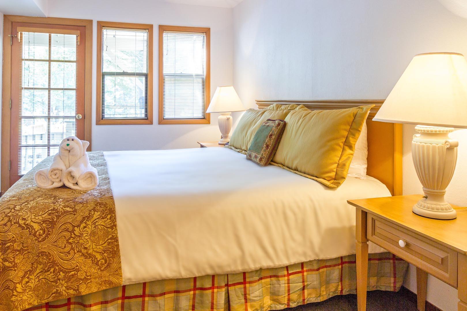Mountain Retreat Resort Building