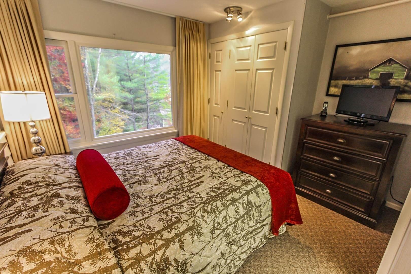 Mountainside Resort At Stowe Bedroom