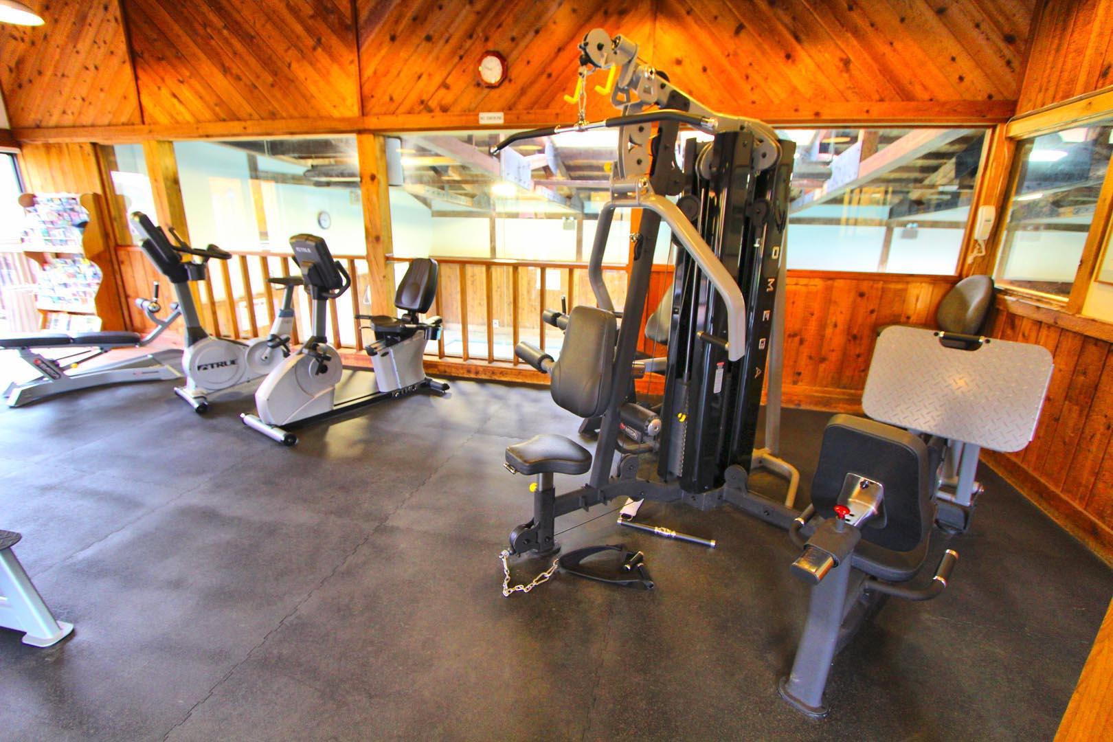 Mountainside Resort At Stowe Gym