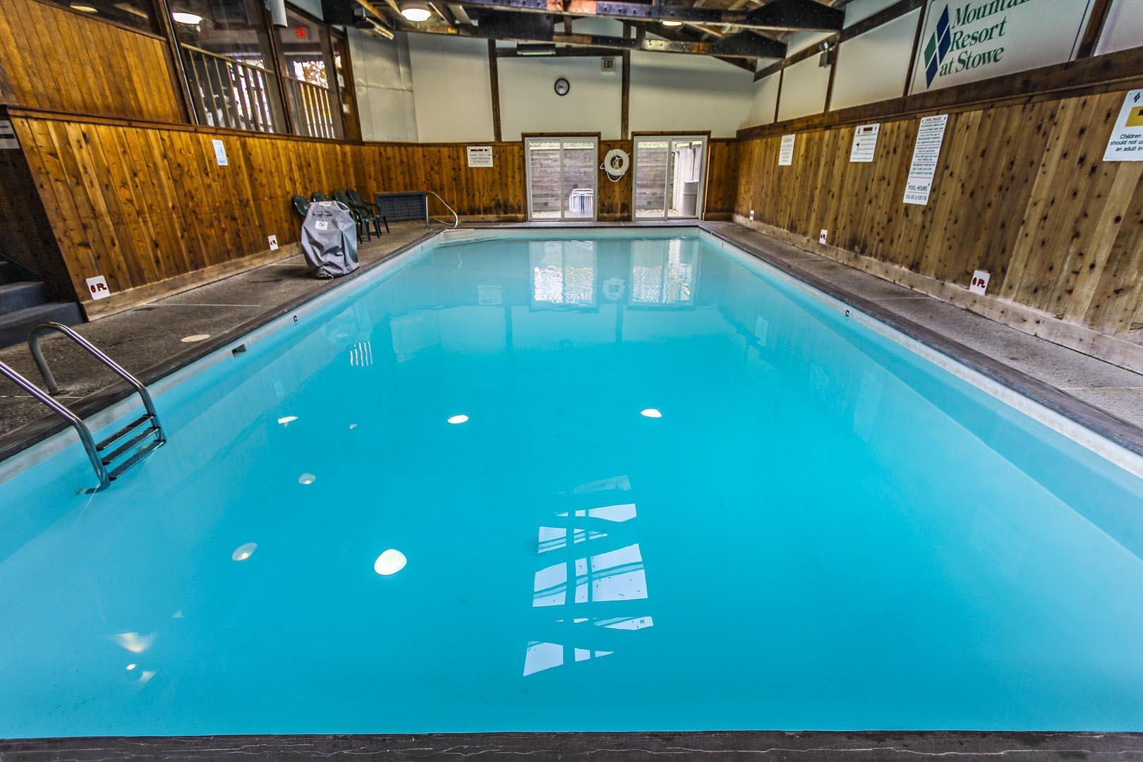 Mountainside Resort At Stowe Indoor Pool