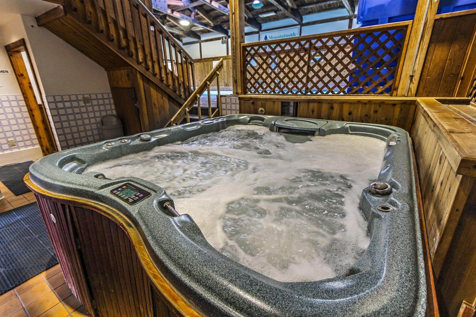 Mountainside Resort At Stowe Jacuzzi