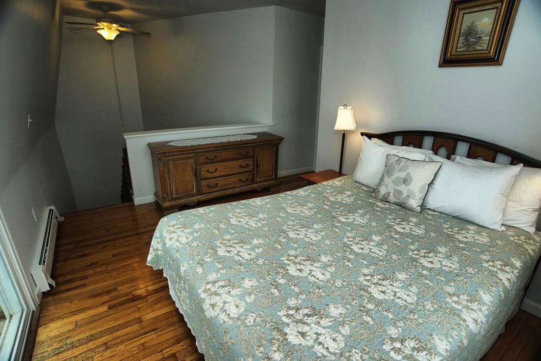 Neptune House Bedroom