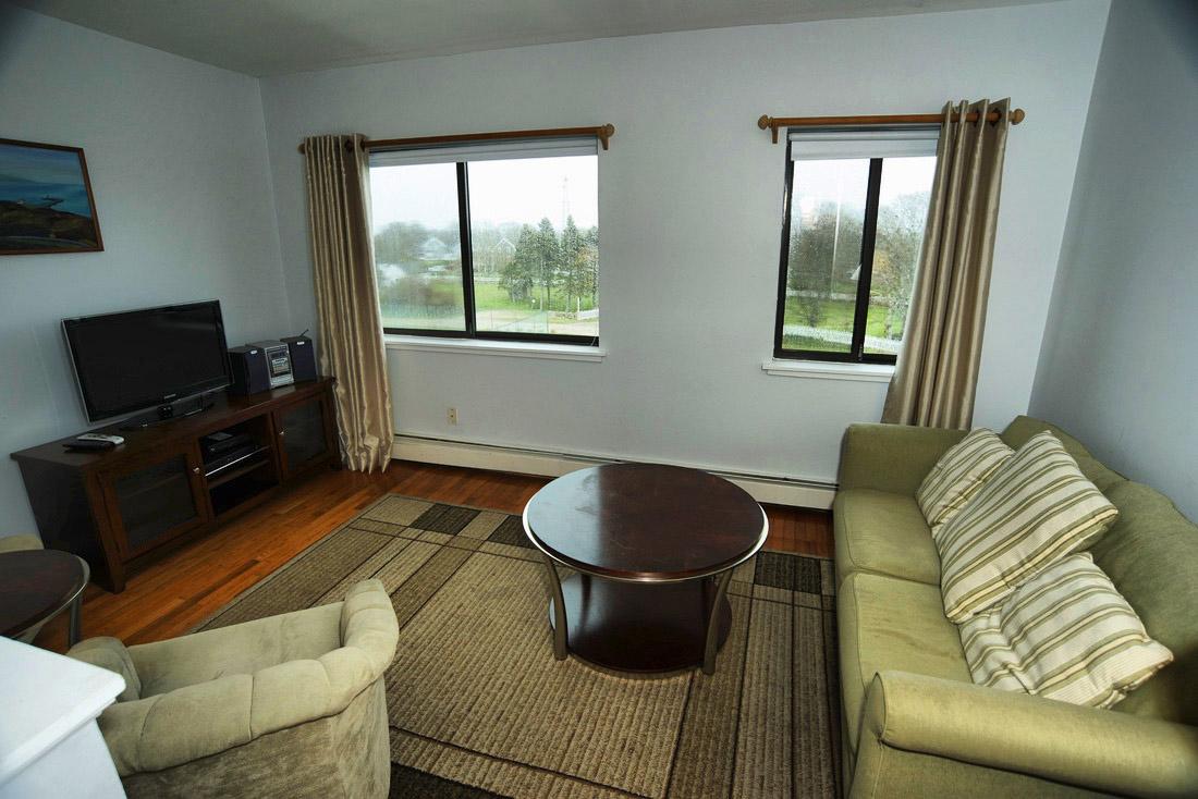Neptune House Living Room