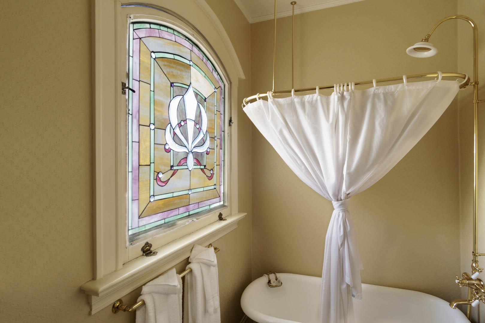 Nob Hill Inn Interior Unit - Bathroom