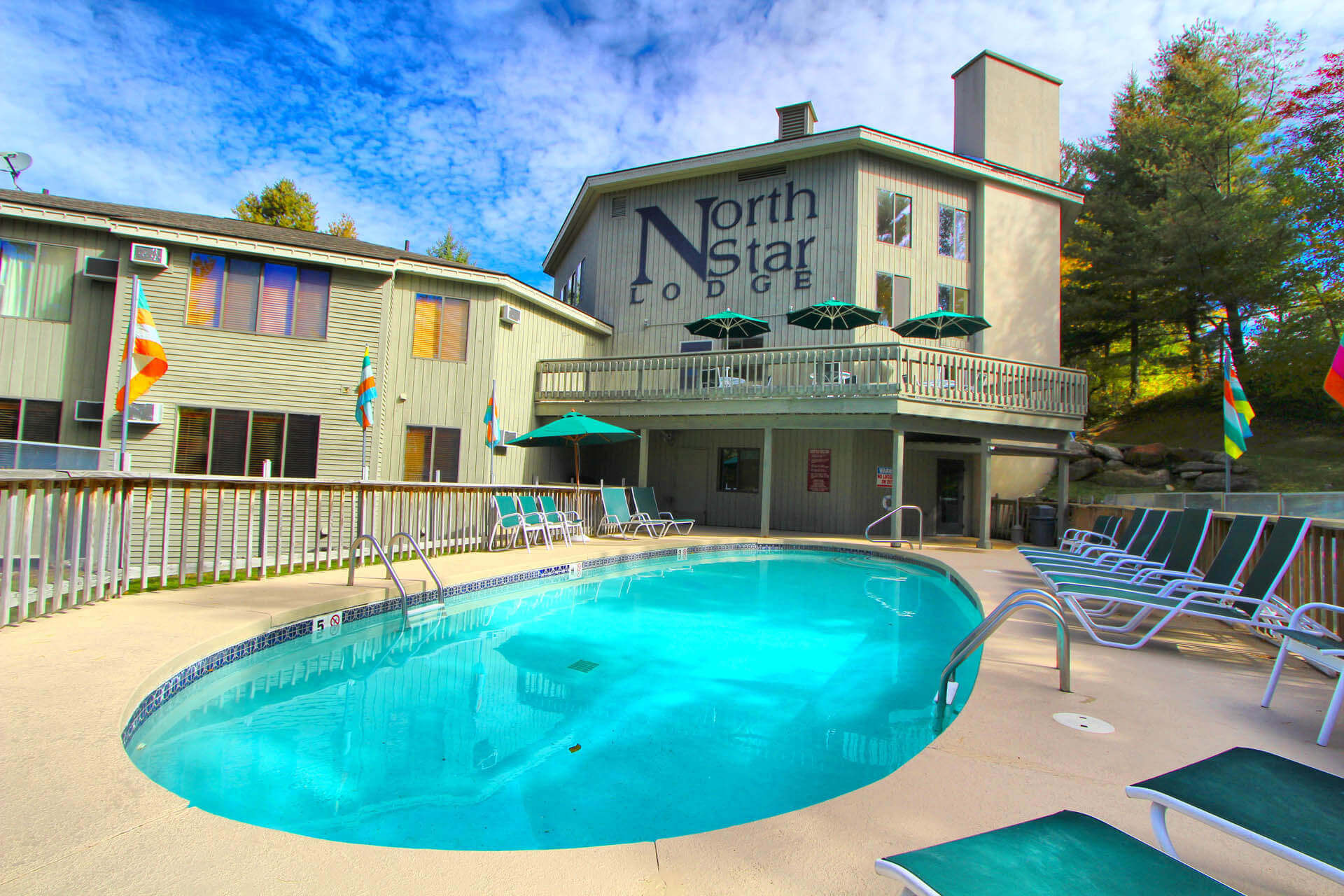 Northstar Lodge Pool