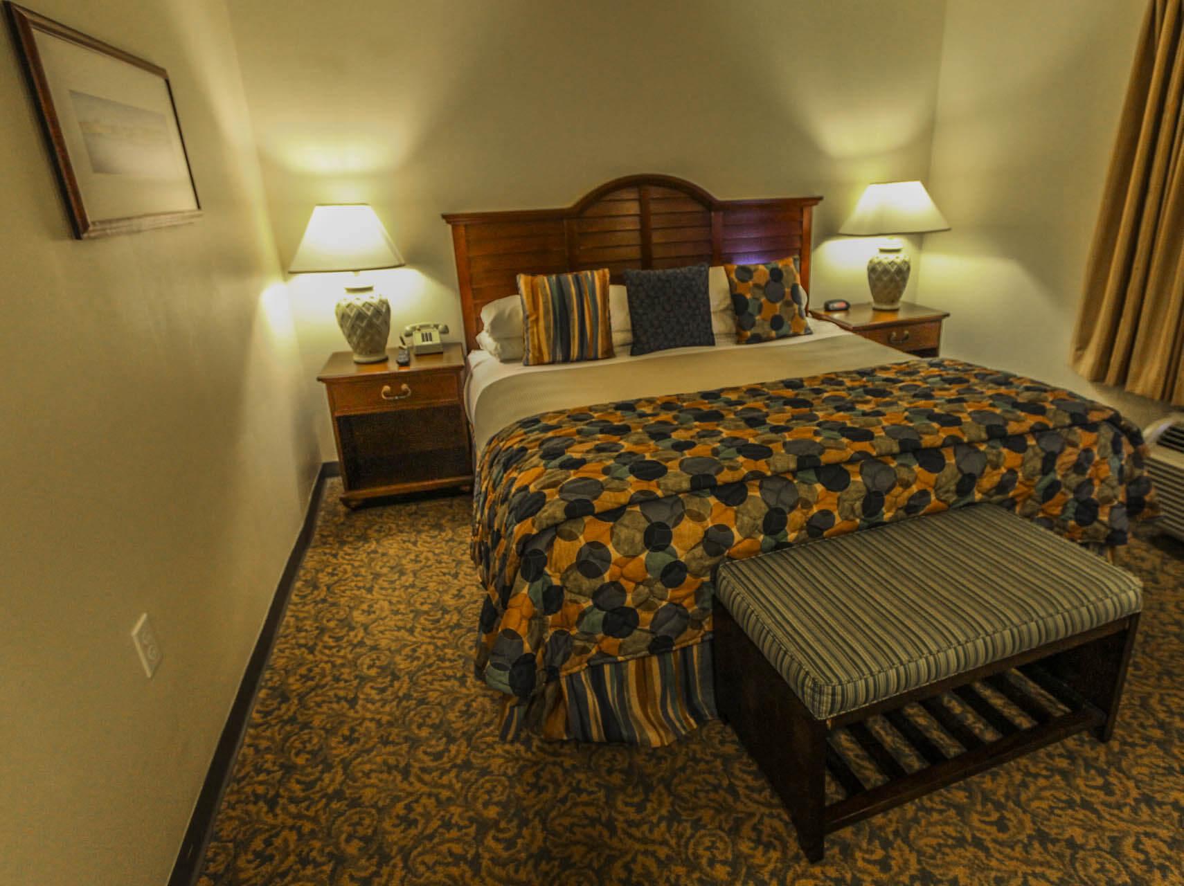 Ocean Cliffs Bedroom