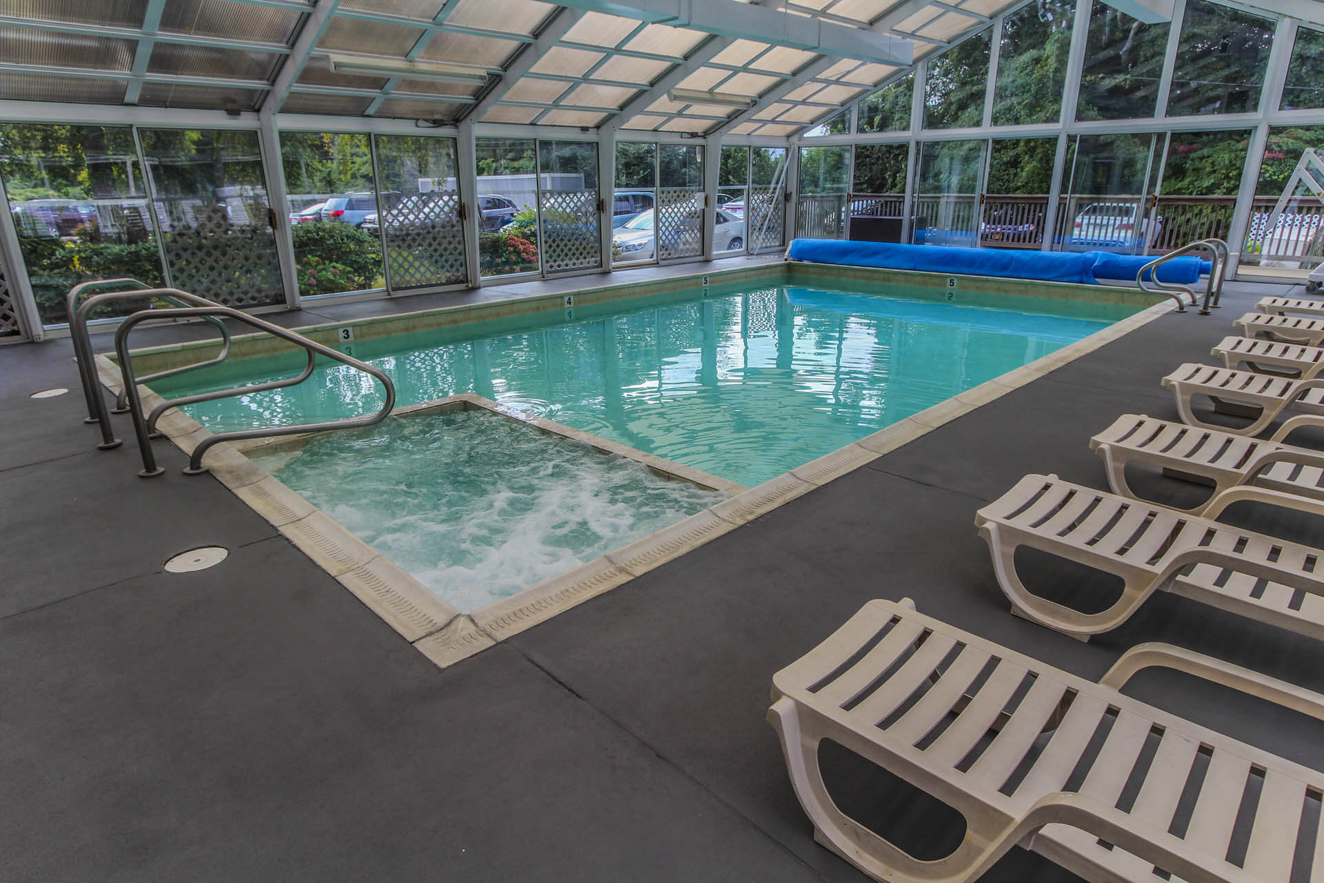 Ocean Cliffs Indoor Pool