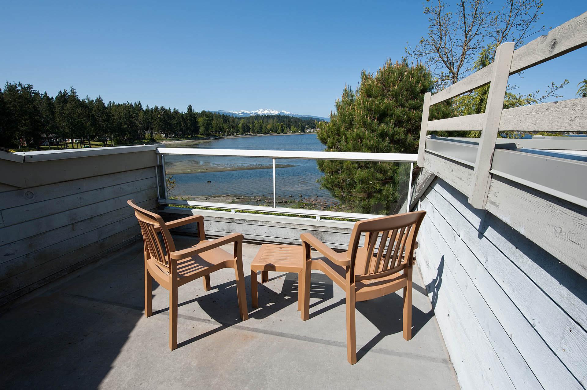 Pacific Shores Resort Spa Balcony