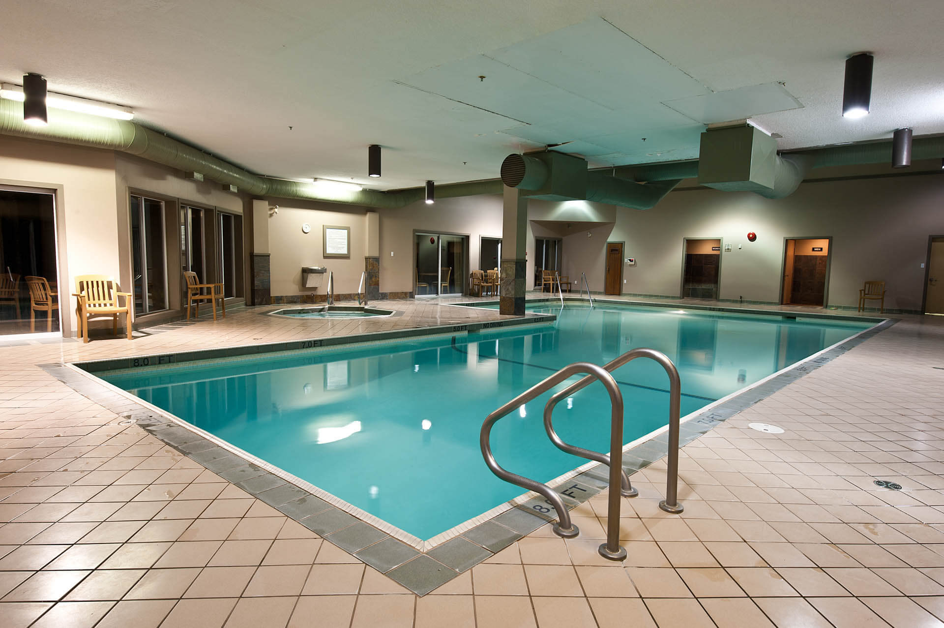 Pacific Shores Resort Spa Indoor Pool