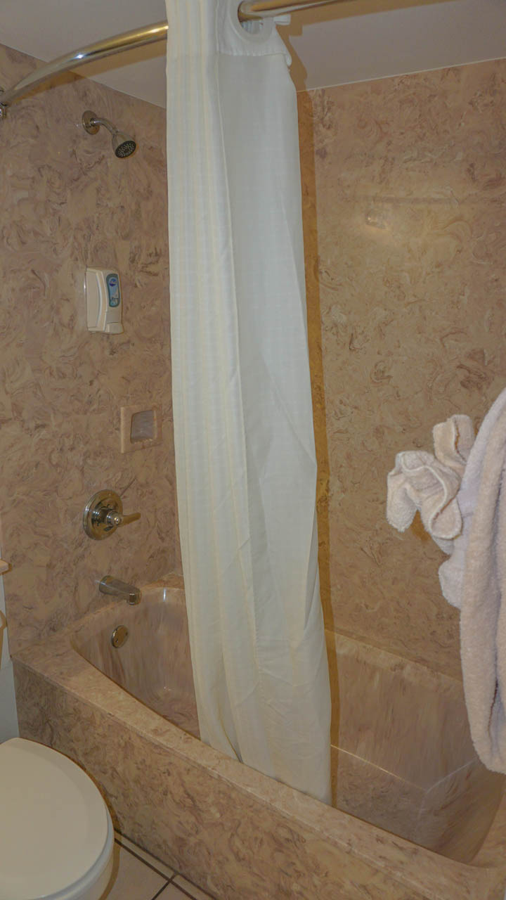Panama City Resort Club Bathroom