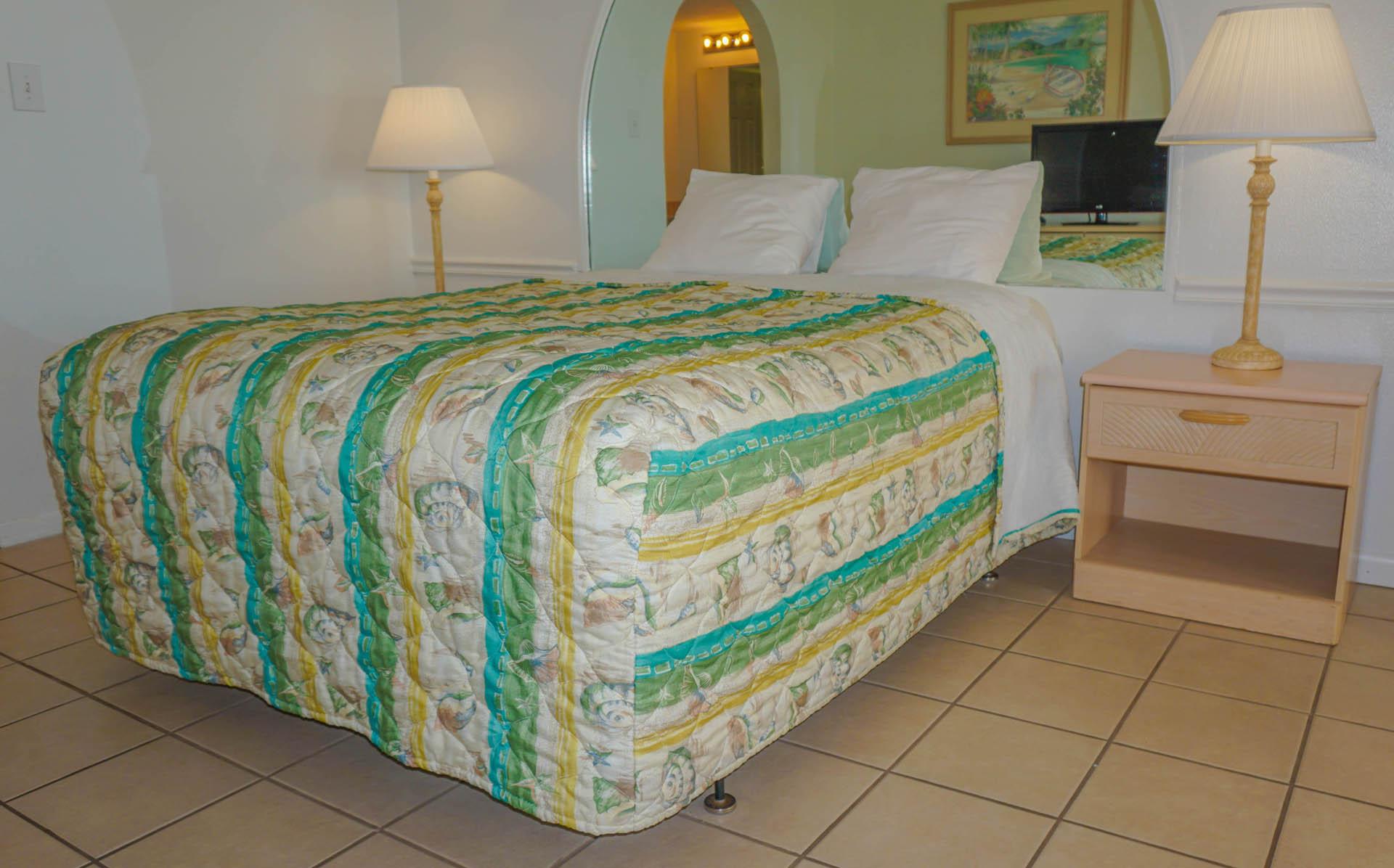 Panama City Resort Club Bedroom