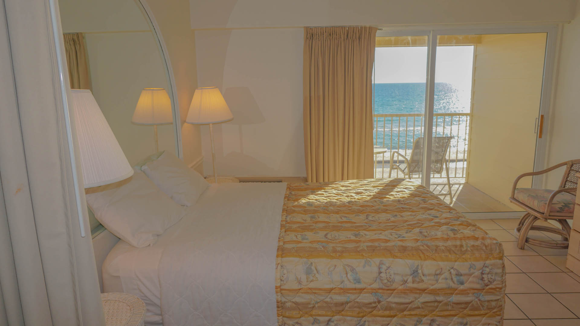 Panama City Resort Club Bedroom