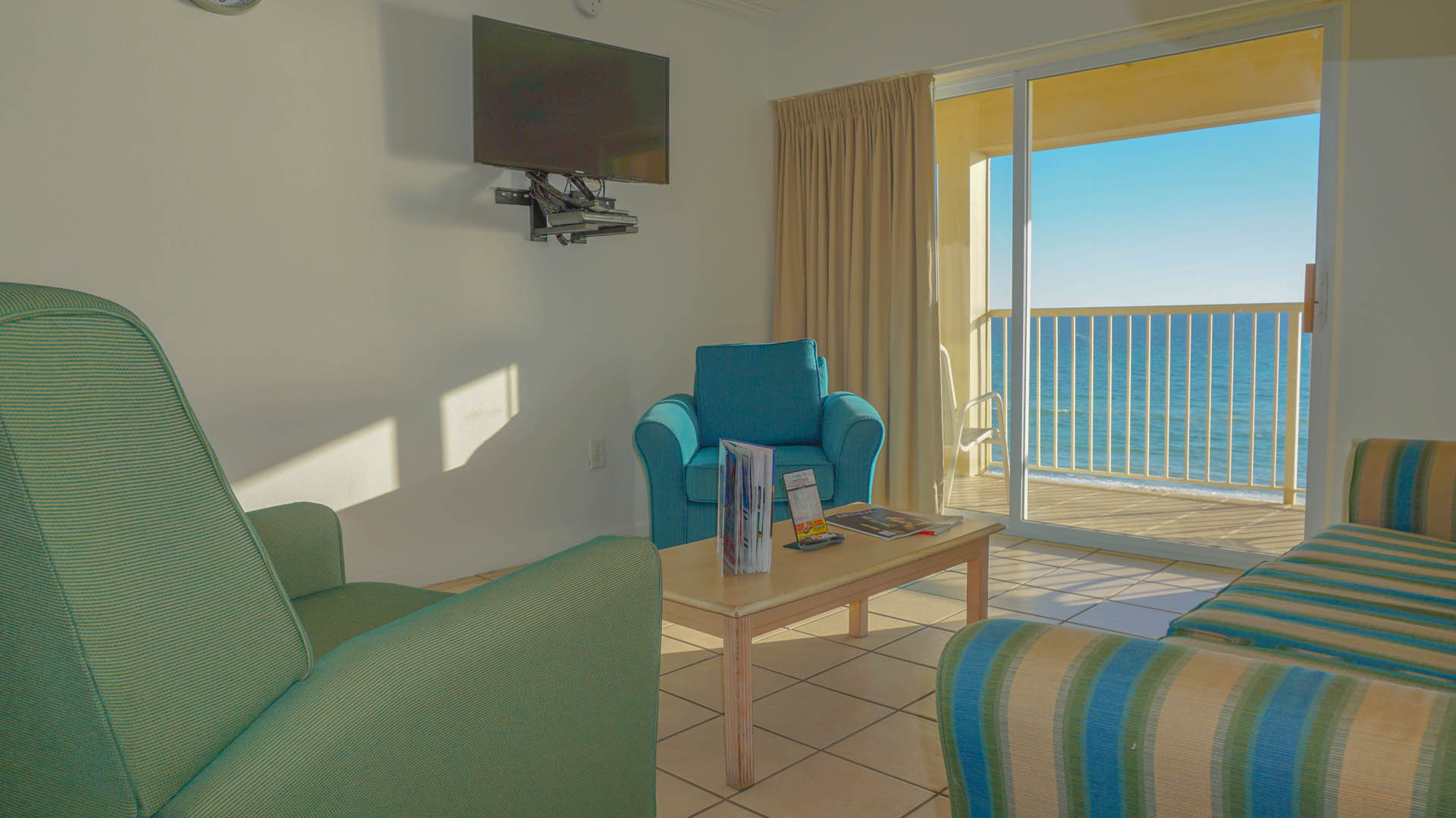 Panama City Resort Club Living Room