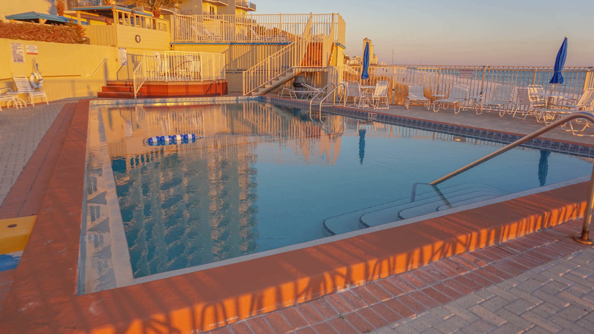 Panama City Resort Club Pool